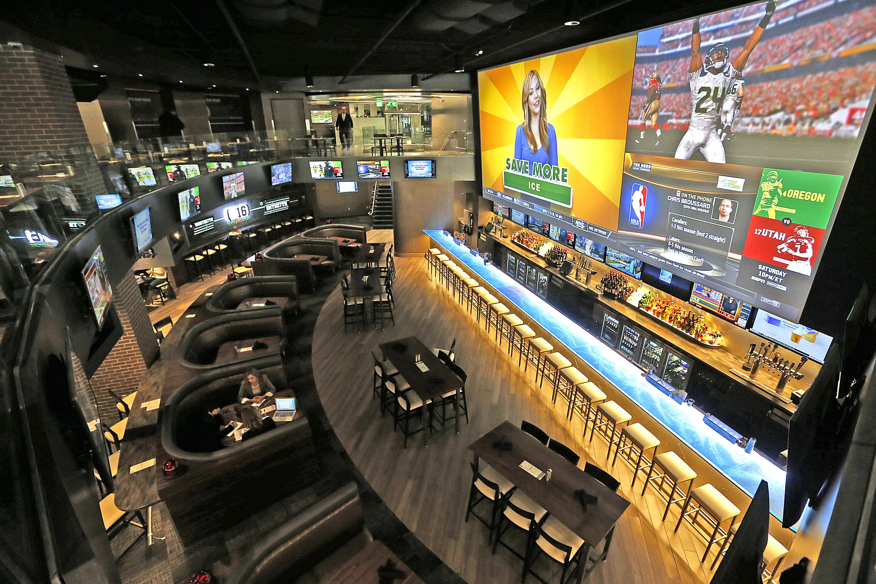 How will NFL fans be watching games in the coming years? (Robert Kirkham/Buffalo News)