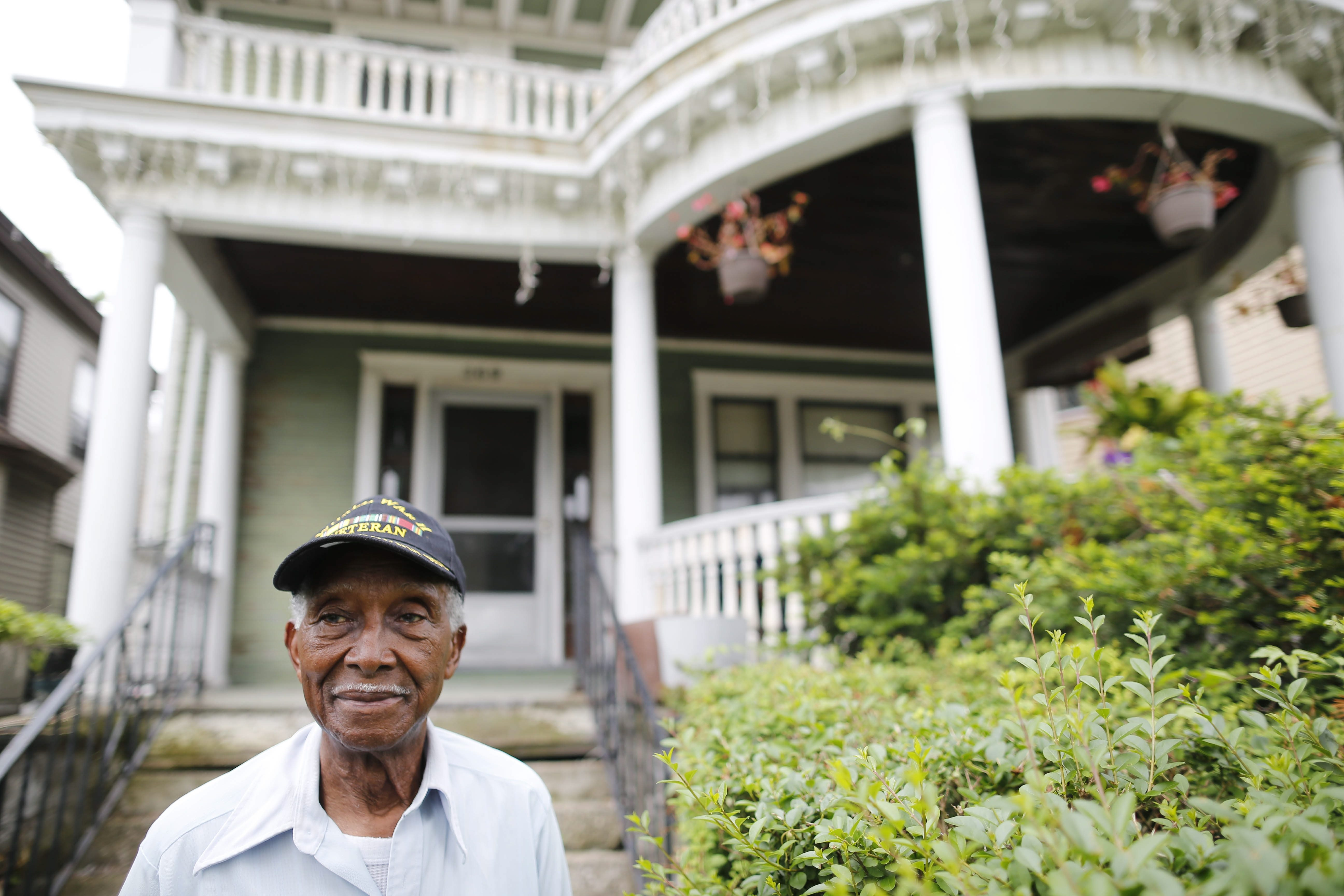 Johnnie H. Hodges Sr. was evicted in July.
