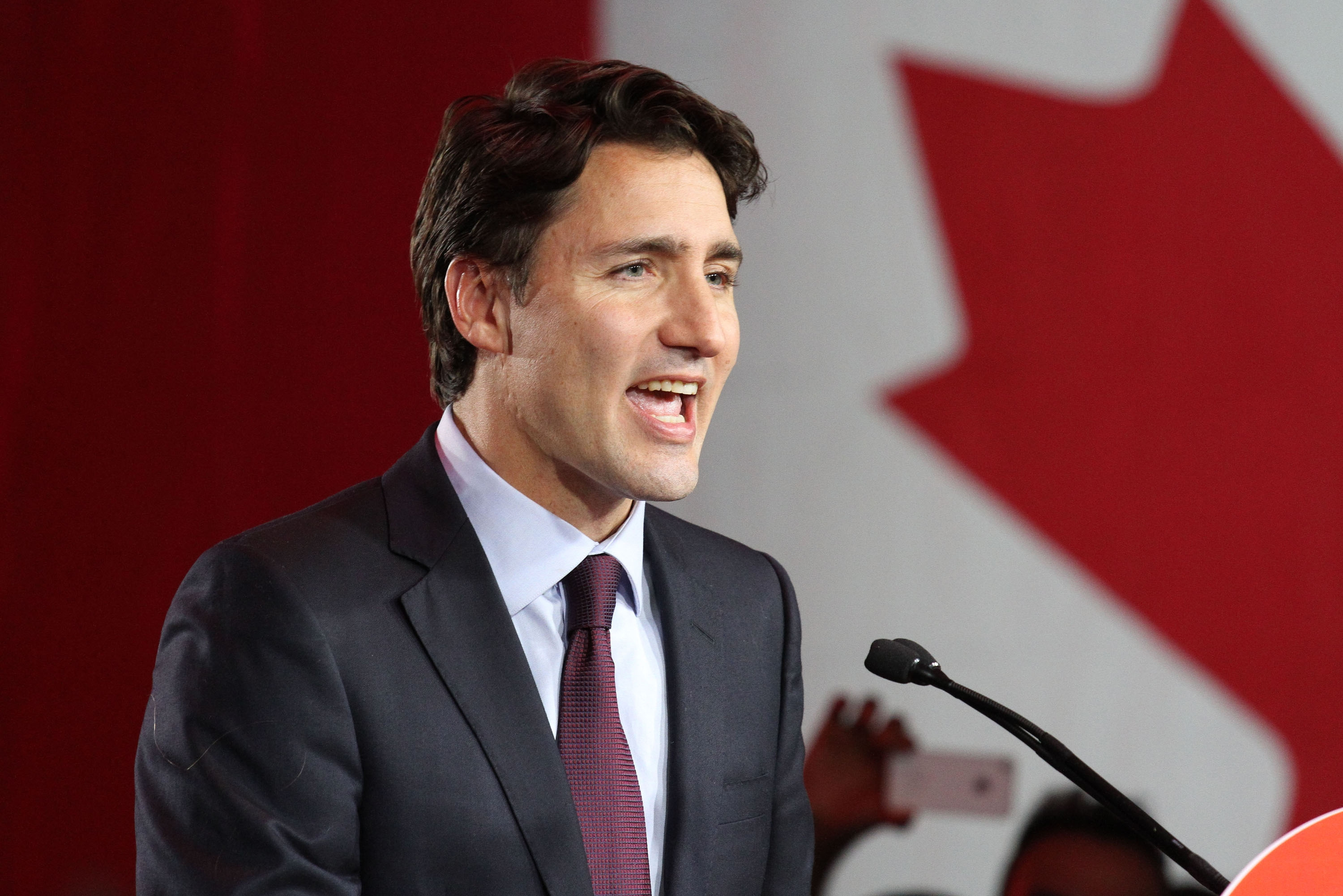New Prime Minister Justin Trudeau's promise to boost the Canadian economy could benefit Western New York. (TNS)
