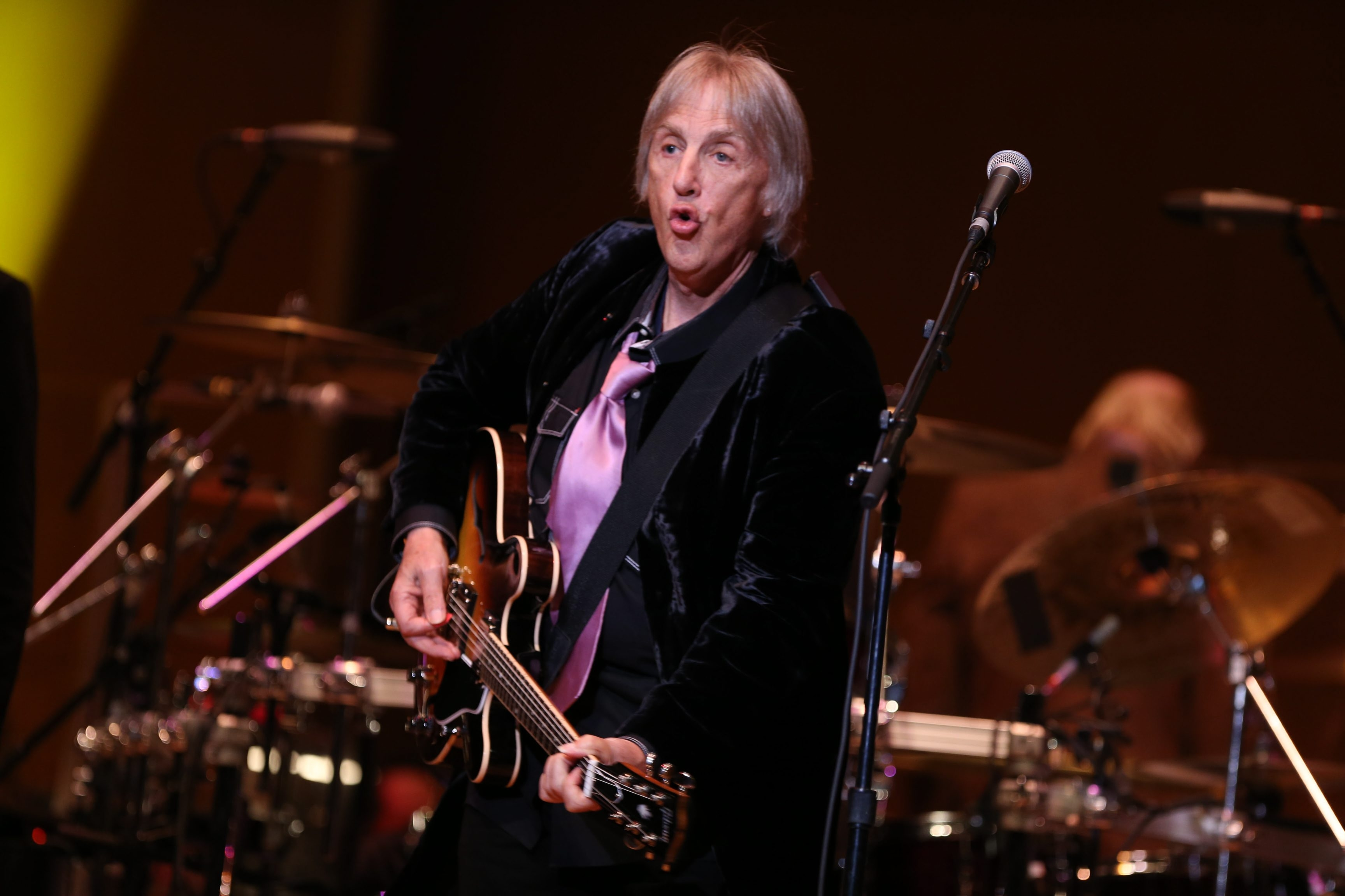 Buffalo native Cory Wells appeared with Three Dog Night at Kleinhans Music Hall in 2012. Wells died Tuesday in a Dunkirk hospital. (Buffalo News file photo)