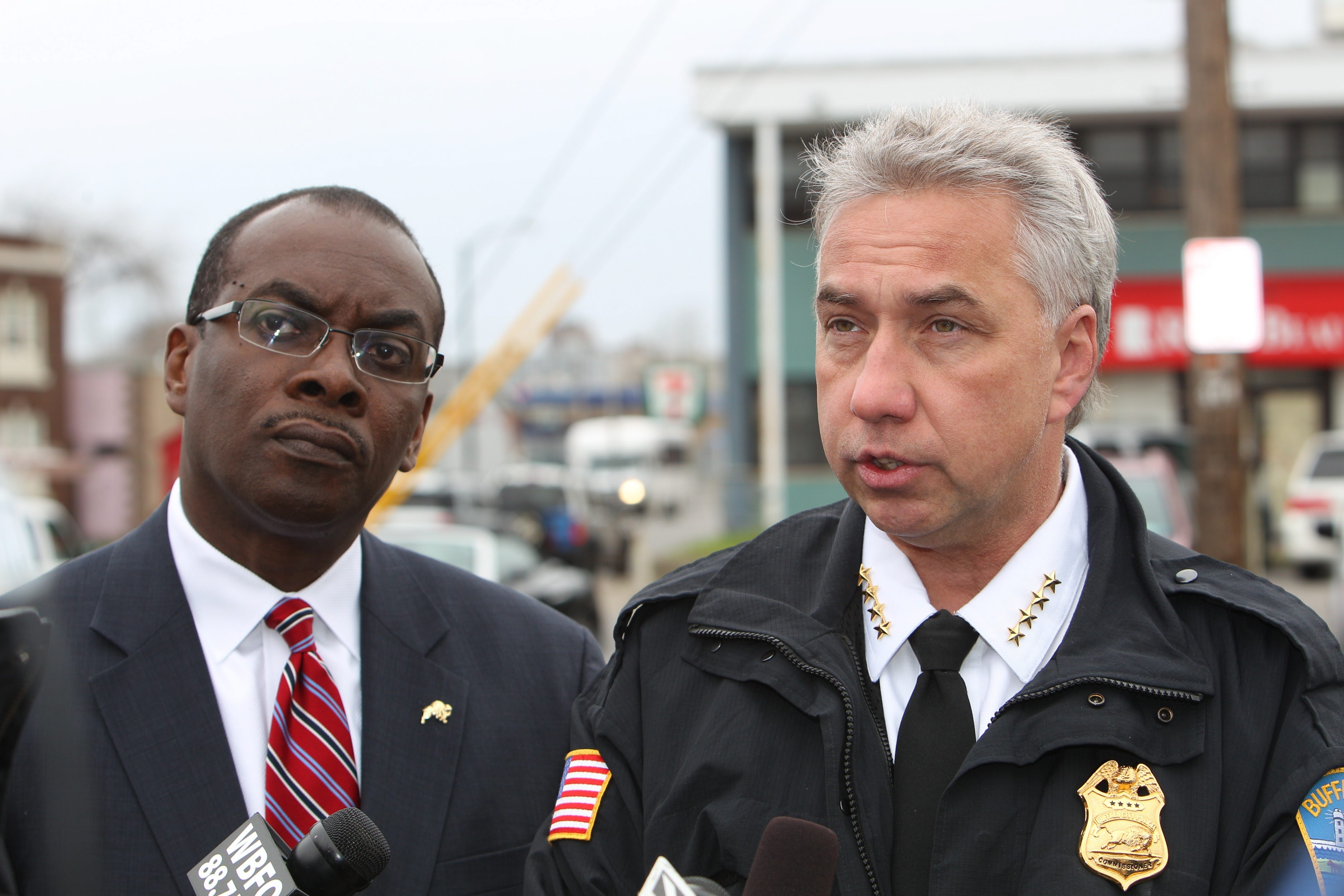 Buffalo taking a bold step to diversify police force, build trust in community