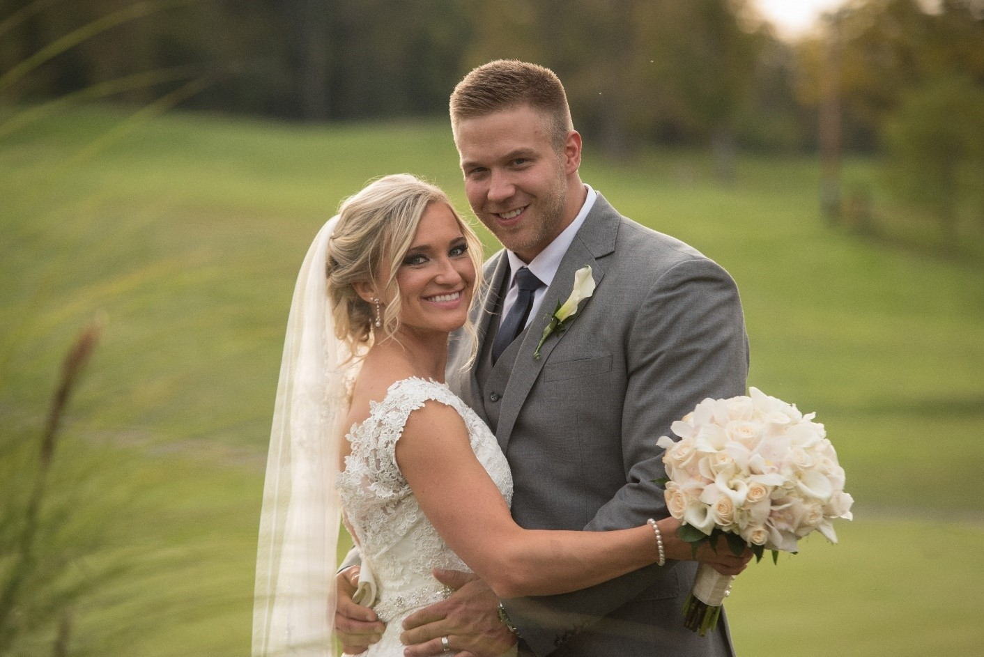 Ashley Balon and August Nienburg IV are wed in Ellicottville
