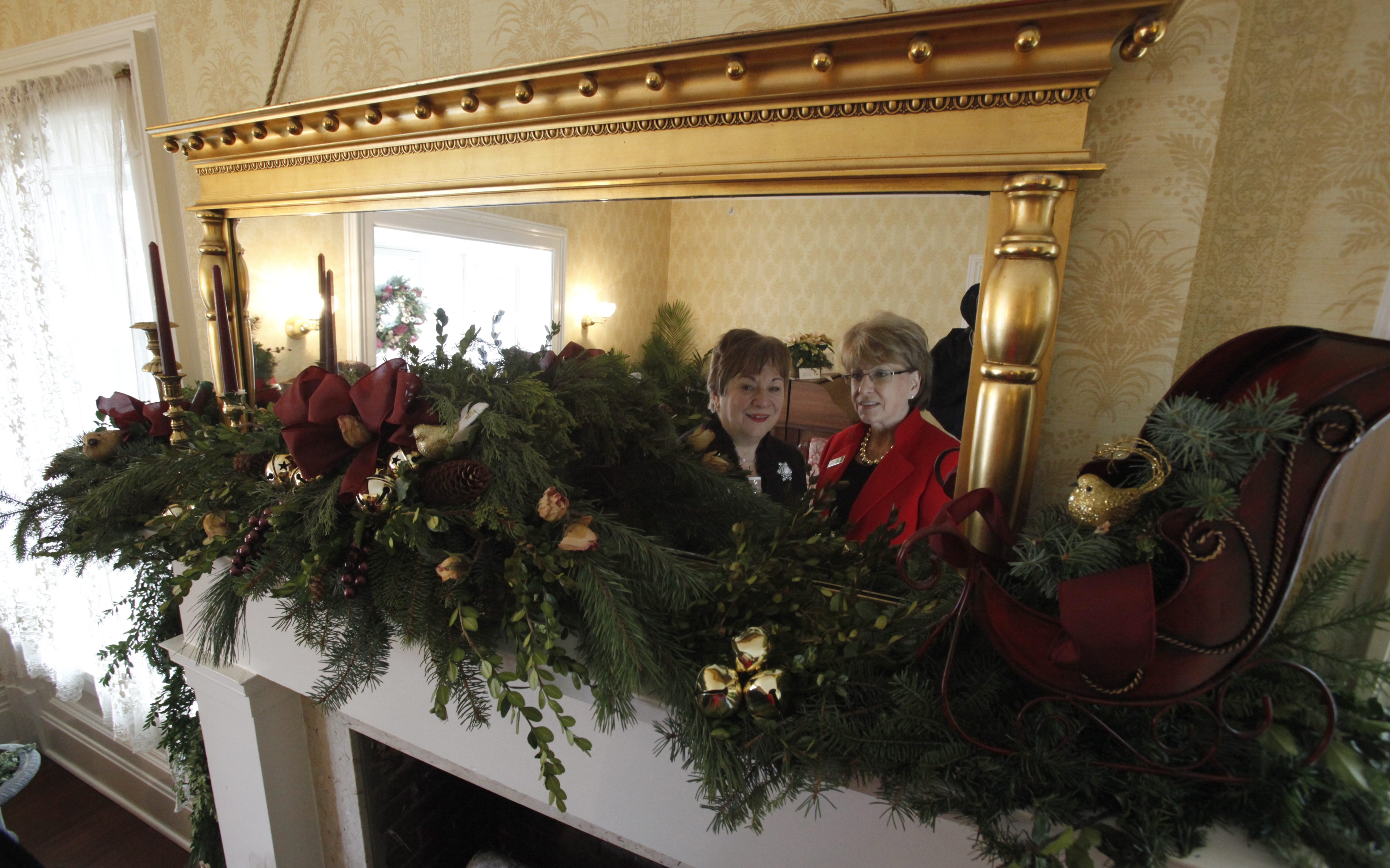 In the holiday spirit: Victorian Christmas kicks off Dec. 3 at the Theodore Roosevelt Inaugural Site, 641 Delaware Ave., with a wine tasting, silent auction and other festive events.