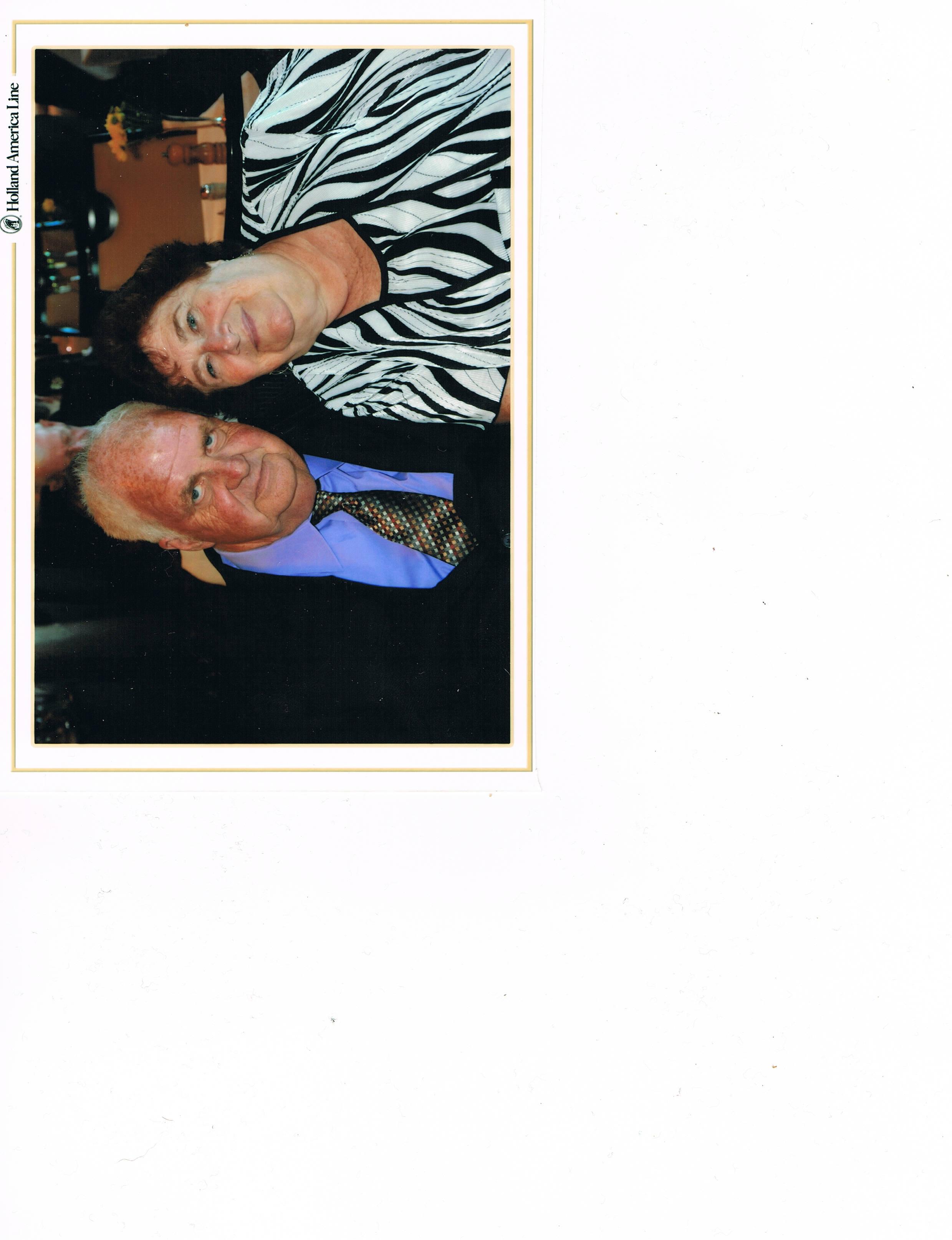 Andrew and Phyllis Poleon
