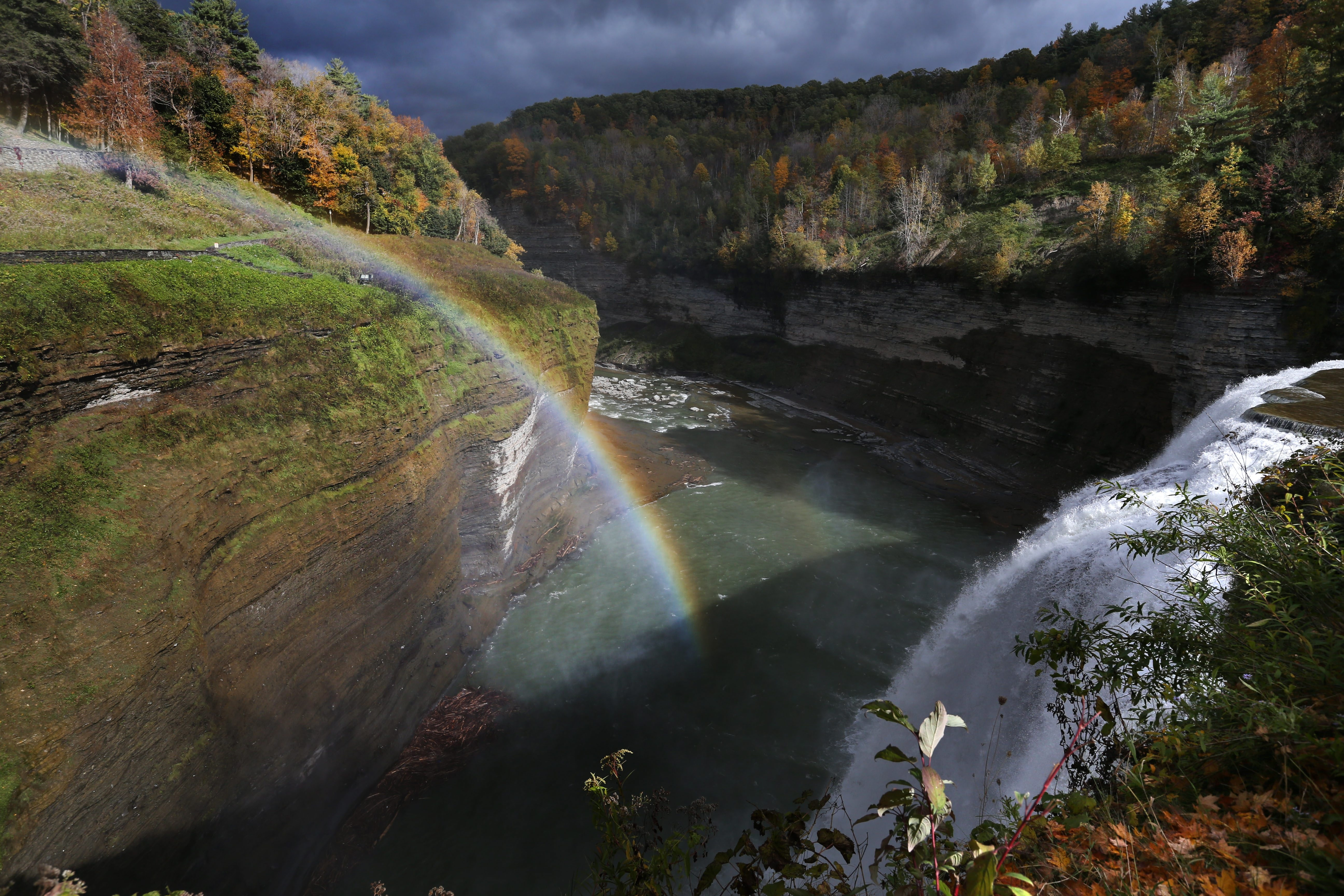 100 Things: A visit to Letchworth State Park