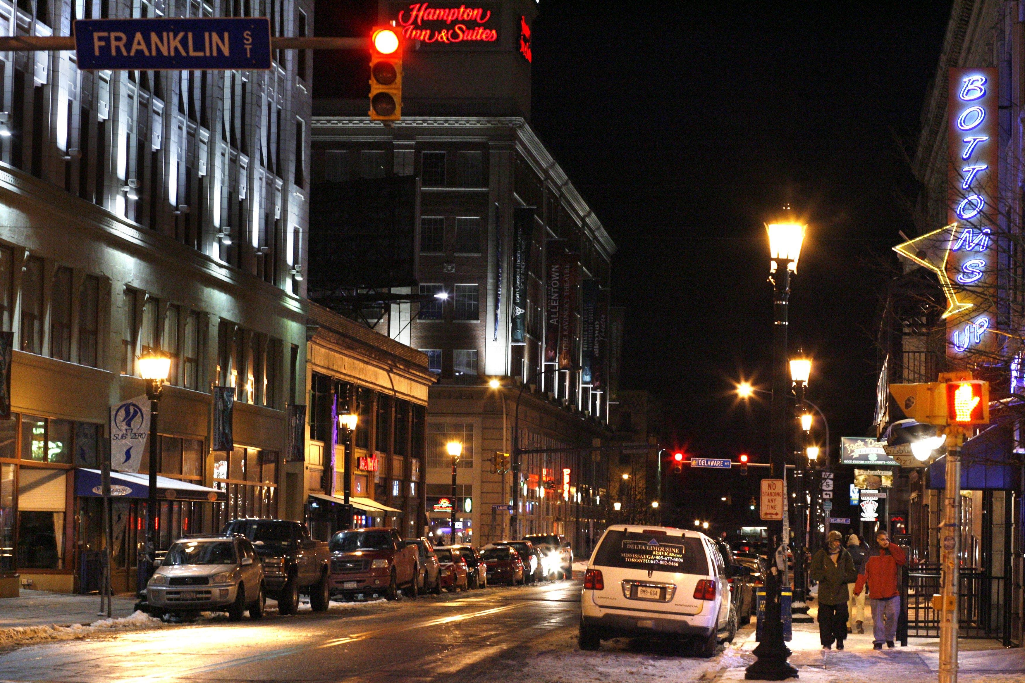 Chippewa Street (Derek Gee/Buffalo News file photo)
