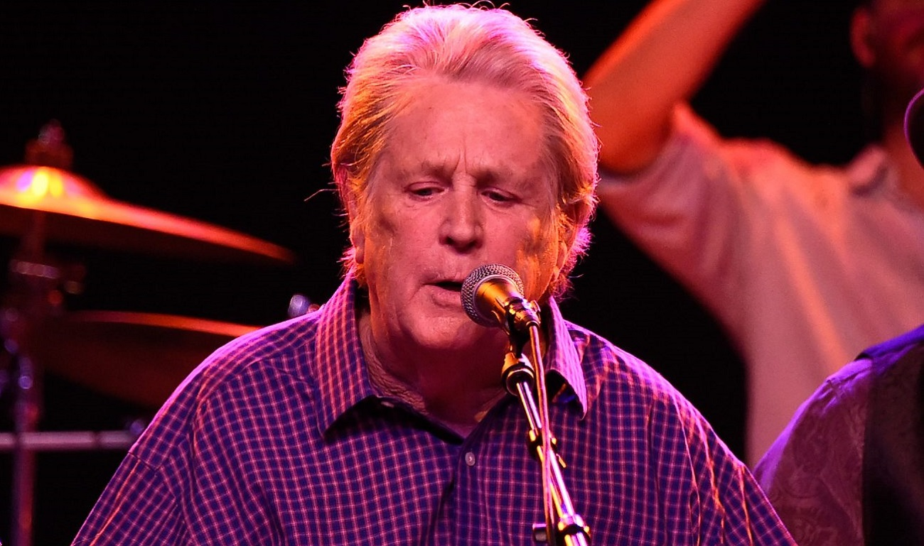 Brian Wilson put on a show filled with nostalgia at the Seneca Allegany Events Center on Saturday night. (Frazer Harrison/Getty Images)