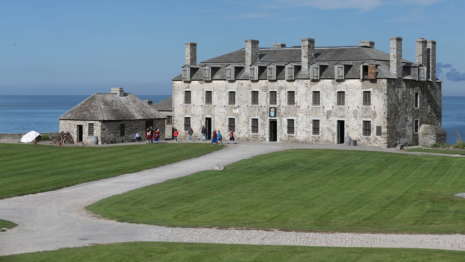 The French Castle at Old Fort Niagara. (Sharon Cantillon/News file photo)