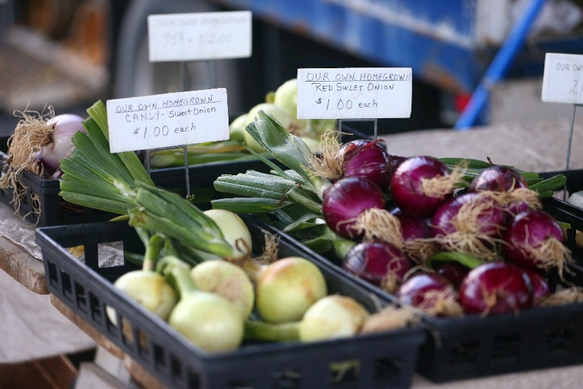 The Williamsville Farmers Market and several in Niagara County and the Southern Tier will shut down for the season after this week. (John Hickey/Buffalo News file photo)
