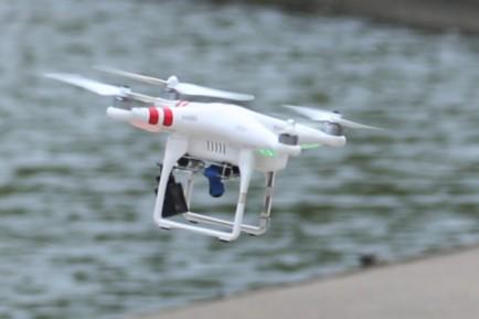 Drones are increasingly popular. (Sharon Cantillon/Buffalo News)