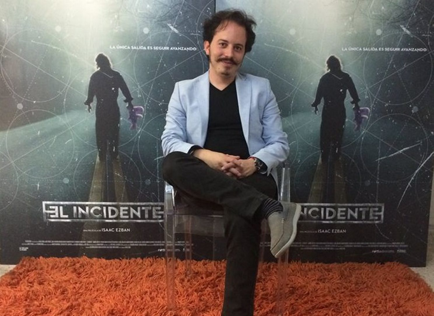 Mexican director Isaac Ezban will be at the Buffalo Dreams Fantastic Film Festival for a retrospective of his films and to take part in question and answer sessions.