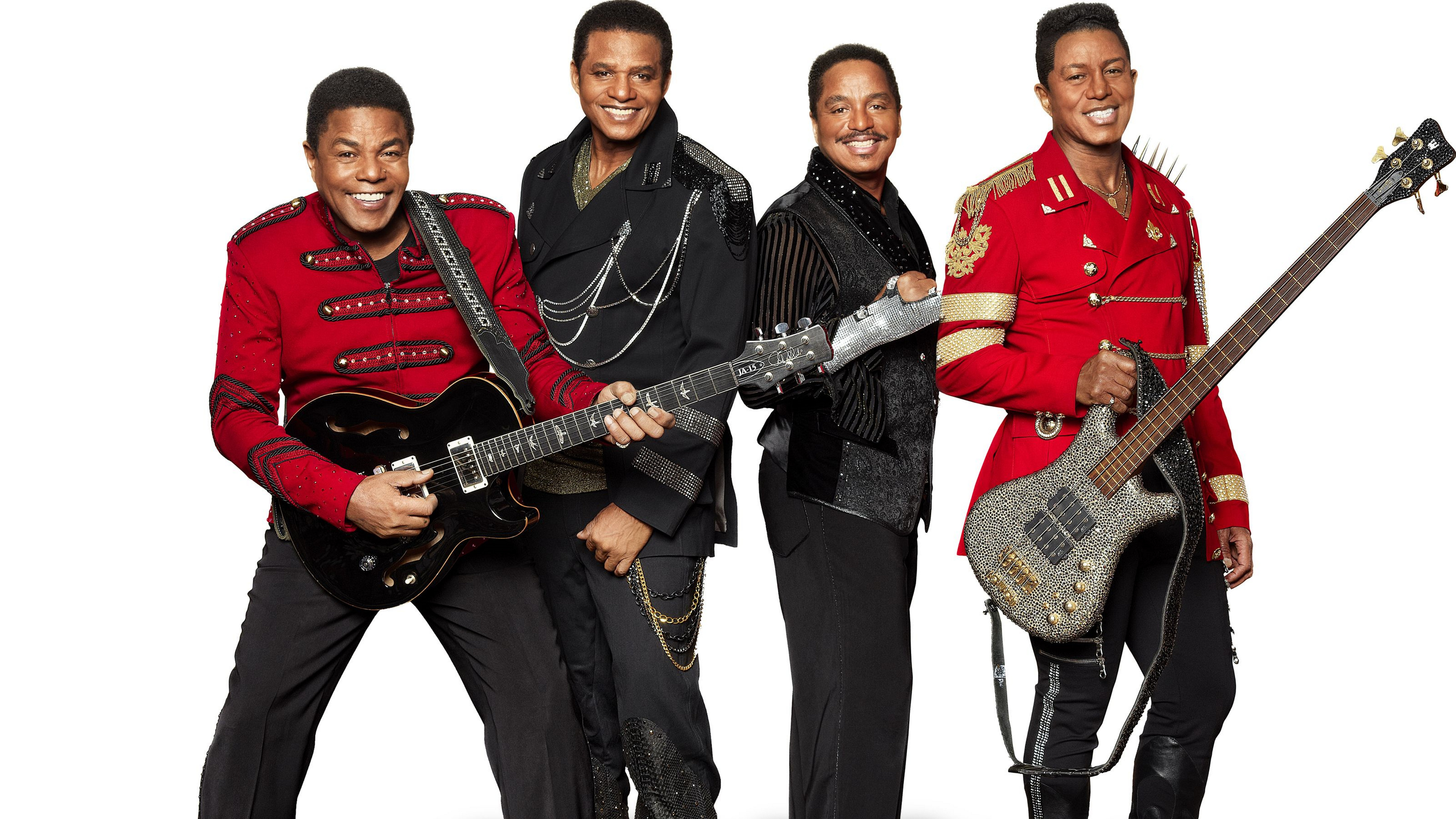 Even without their brother Michael, the Jacksons still put on a high-energy show Saturday at UB Center for the Arts.