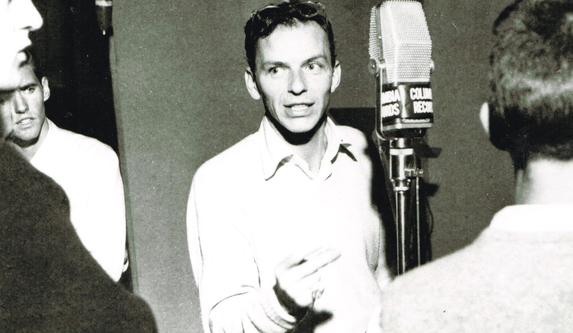 Jeff Simon takes a look at four Frank Sinatra discs in this week's Listening Post.