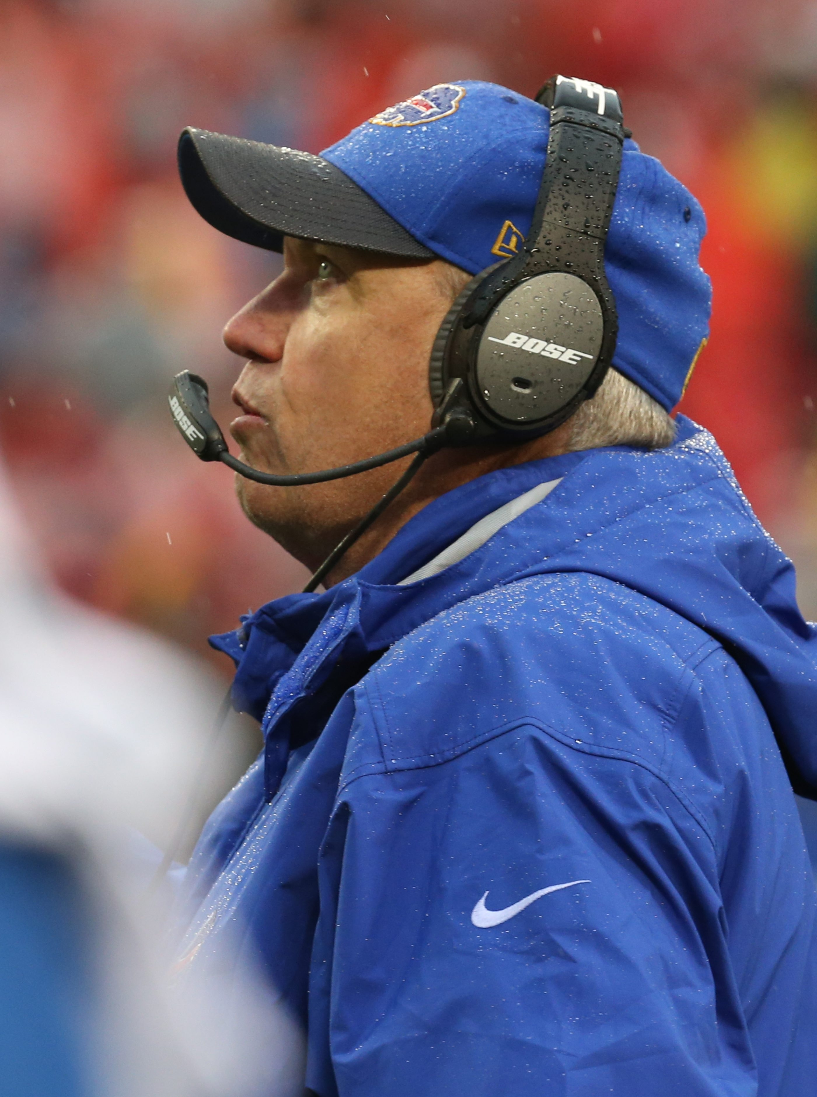 I thought it was going well this year, but obviously we need to find a way to get it where it's better  — Rex Ryan