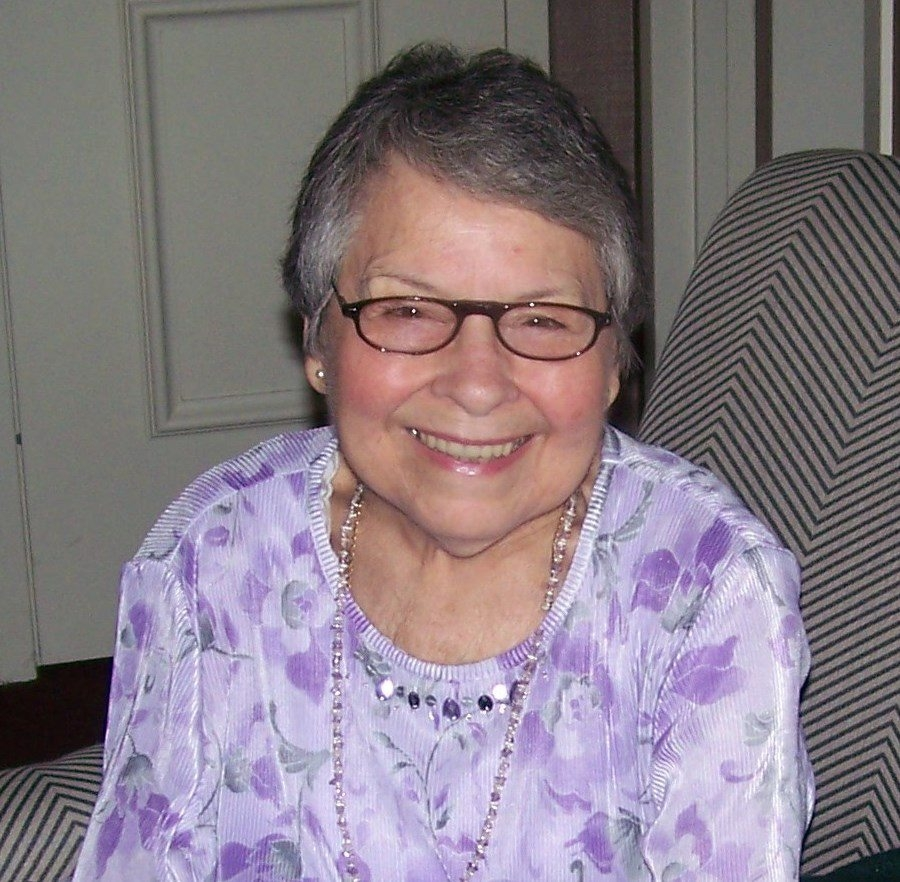 Claudia Ansell OBIT