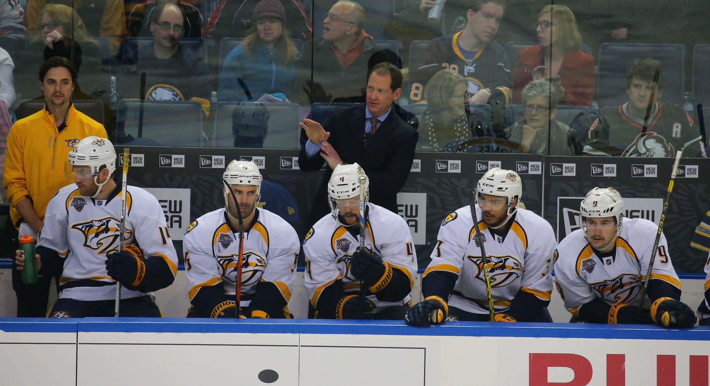 Phil Housley scored more than 1,200 points in his NHL career.