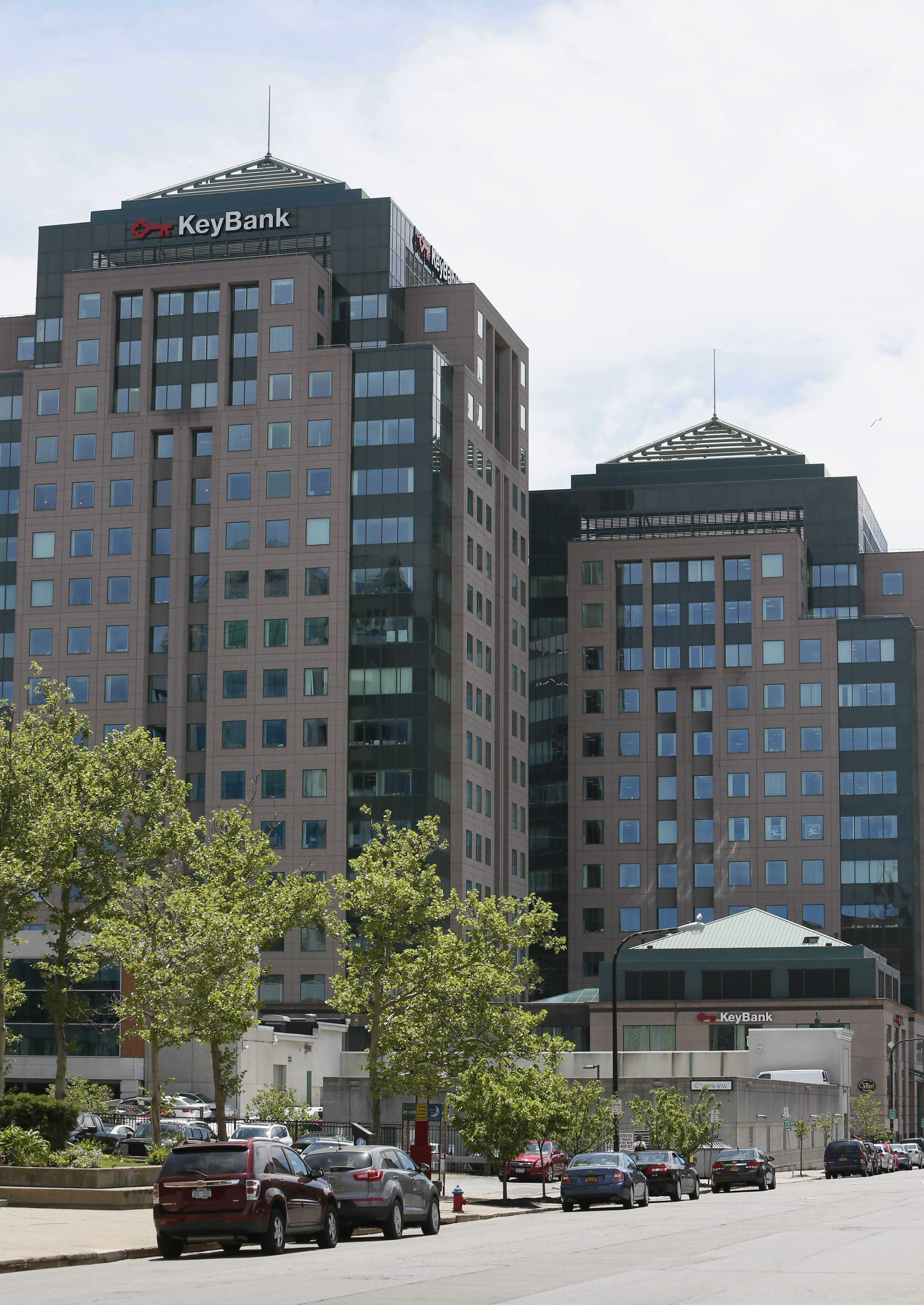 Mid-2016 move is planned of Harter Secrest office to the 10th floor of the North Tower at 50 Fountain Plaza.