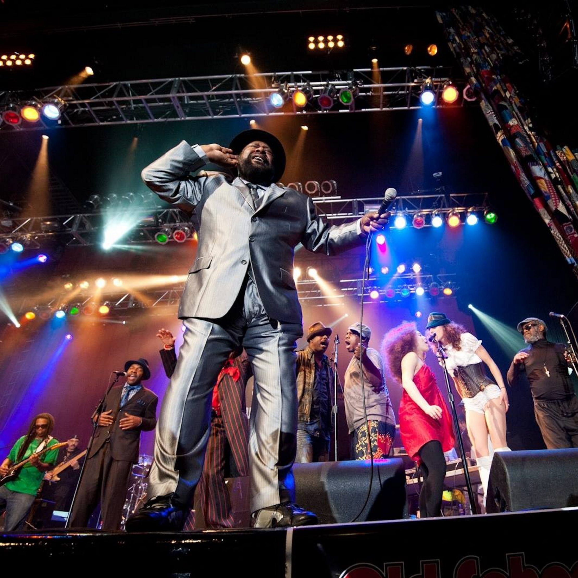 George Clinton and Parliament Funkadelic will play the Town Ballroom on Sunday.