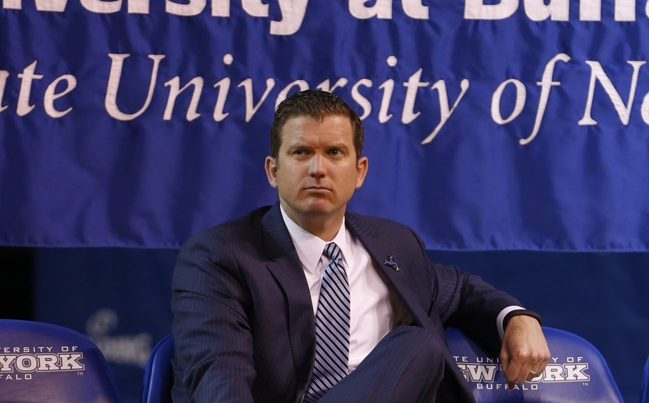 Nobody expected up-and-coming UB Athletic Director Danny White to last very long here.