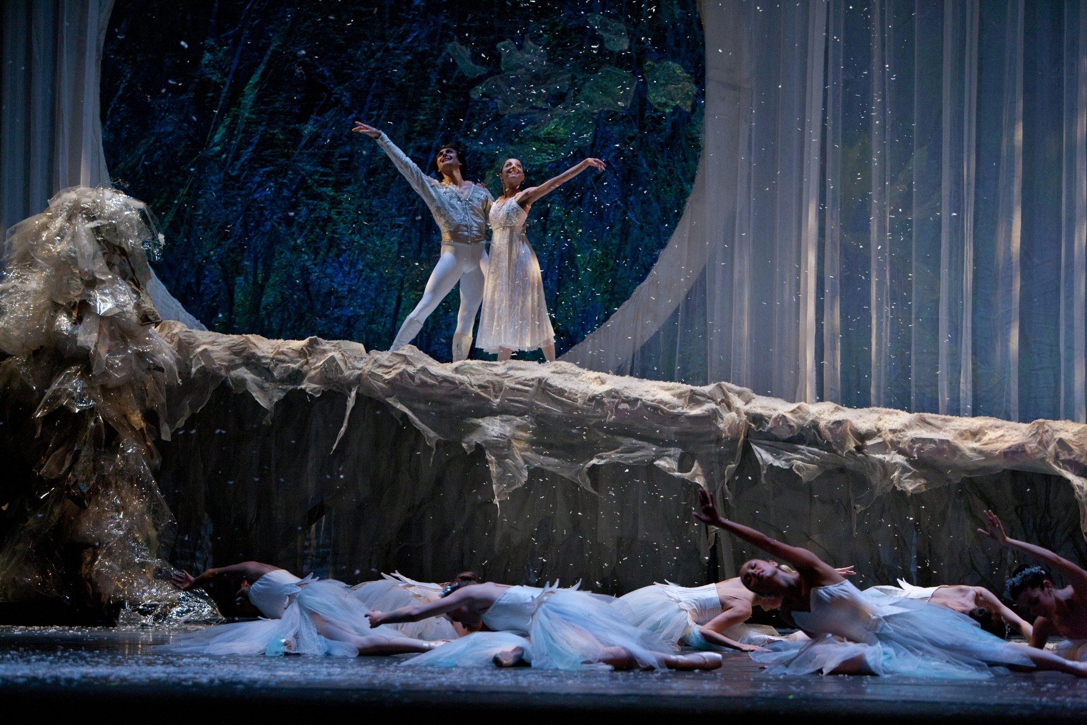 "Neglia Ballet will perform ""The Nutcracker"" at Shea's Performing Arts Center."