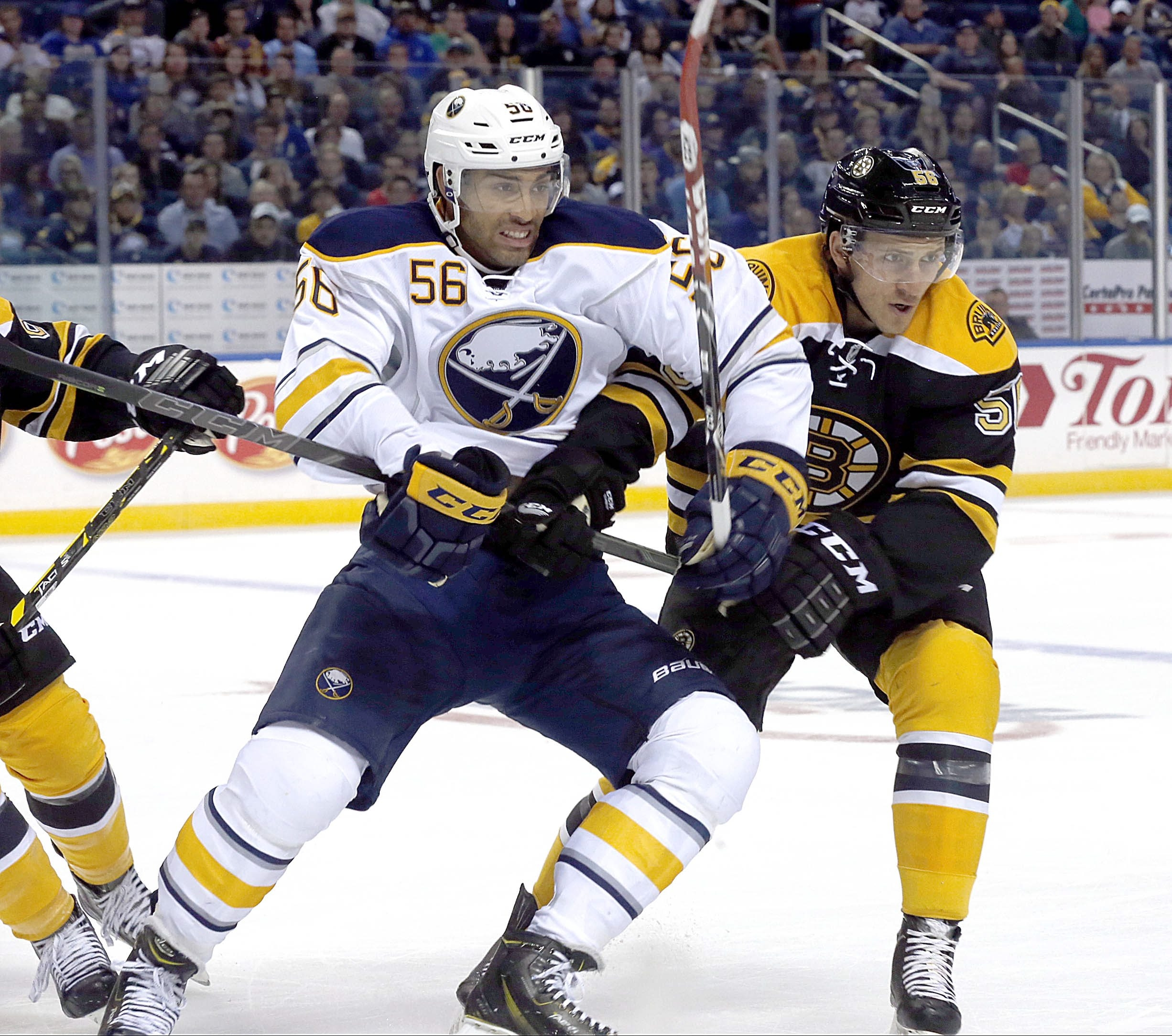 Justin Bailey has earned his first NHL callup to the Sabres.
