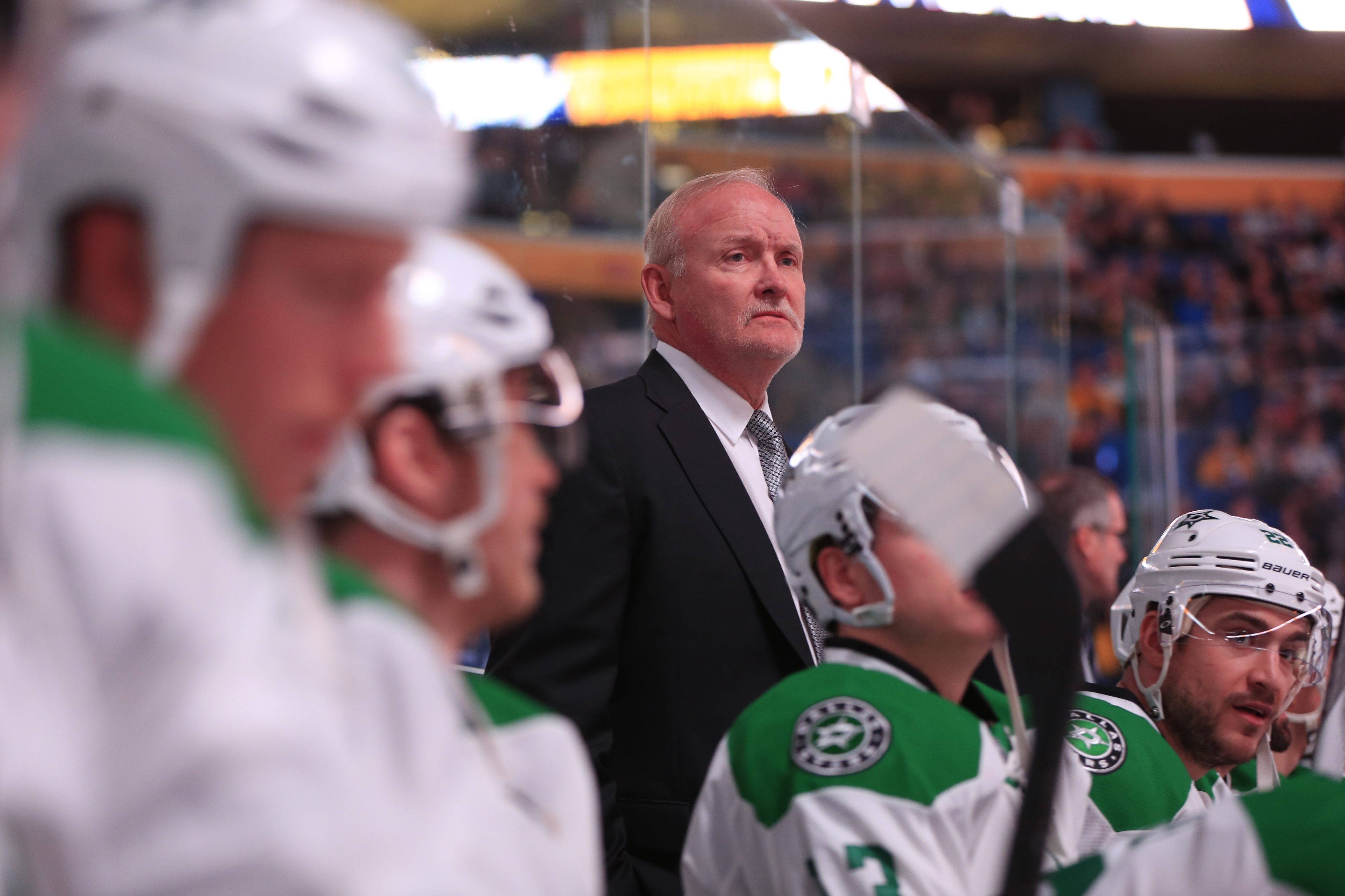 Lindy Ruff's Dallas Stars are loaded with talent and are on top of a very tough Central Division.