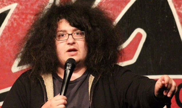 Comedian Brian Barganier heads to Twin Cities Comedy.