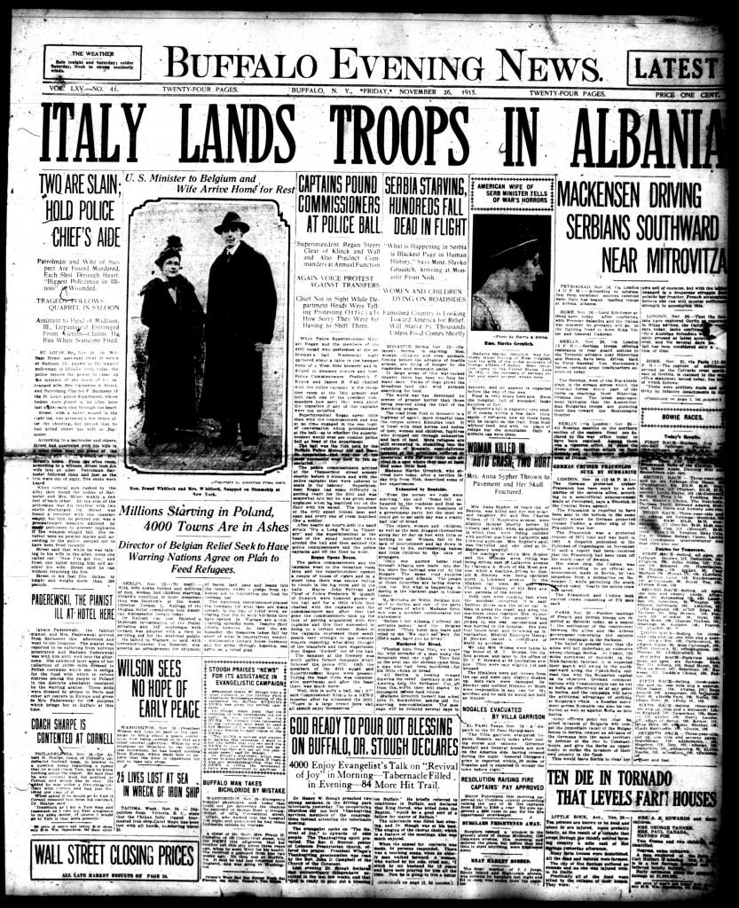 Nov 26 1915
