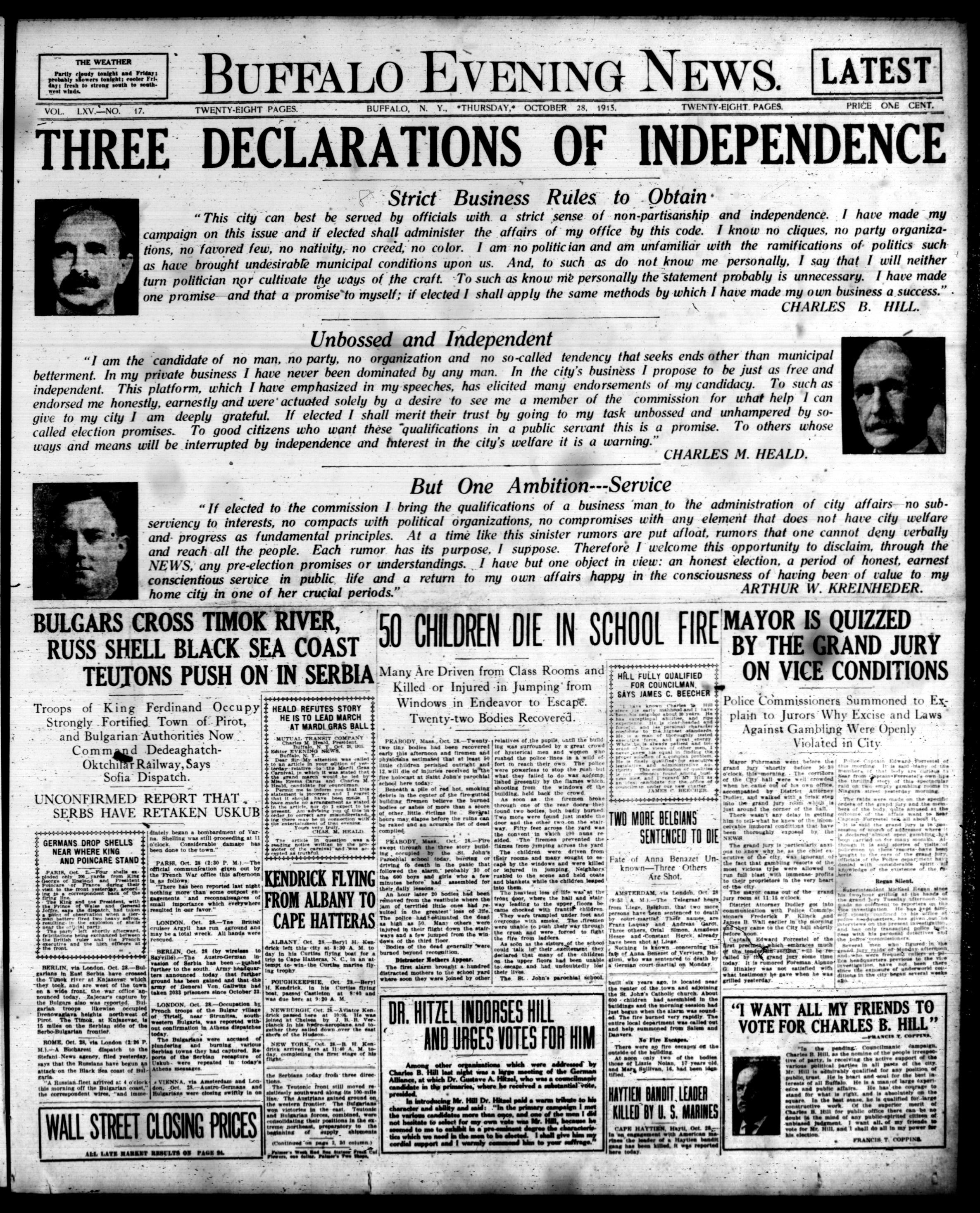 Oct 28 1915