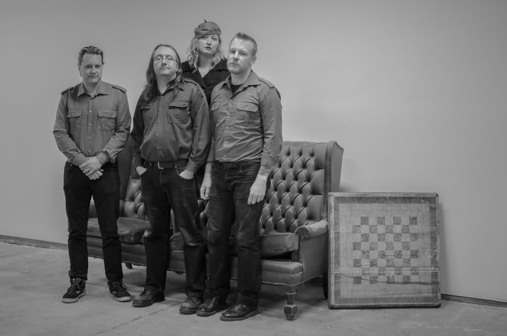 The Buffalo quartet Orations.