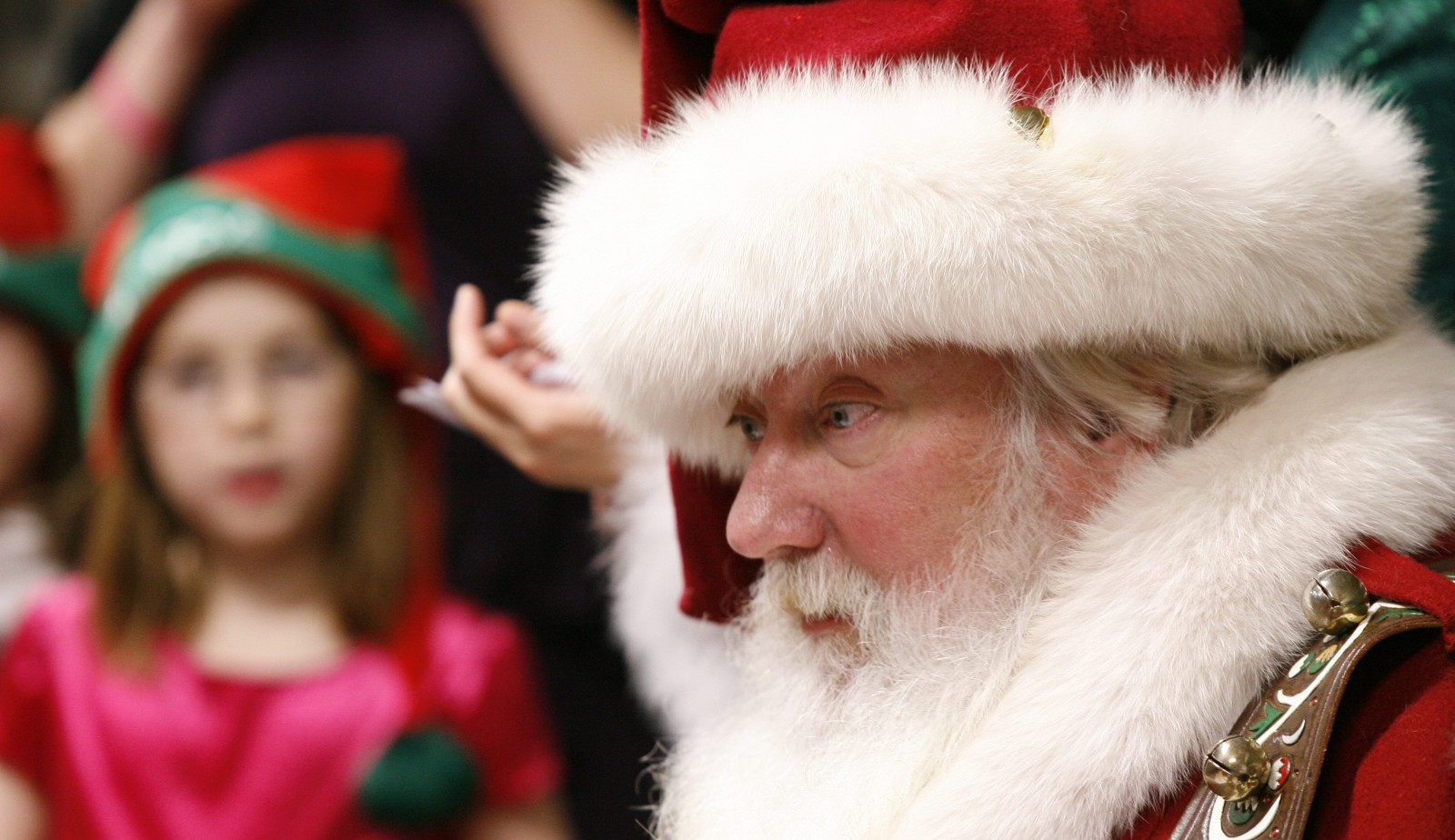 The Bon-Ton will host Santa Fest this weekend.  (News file photo)