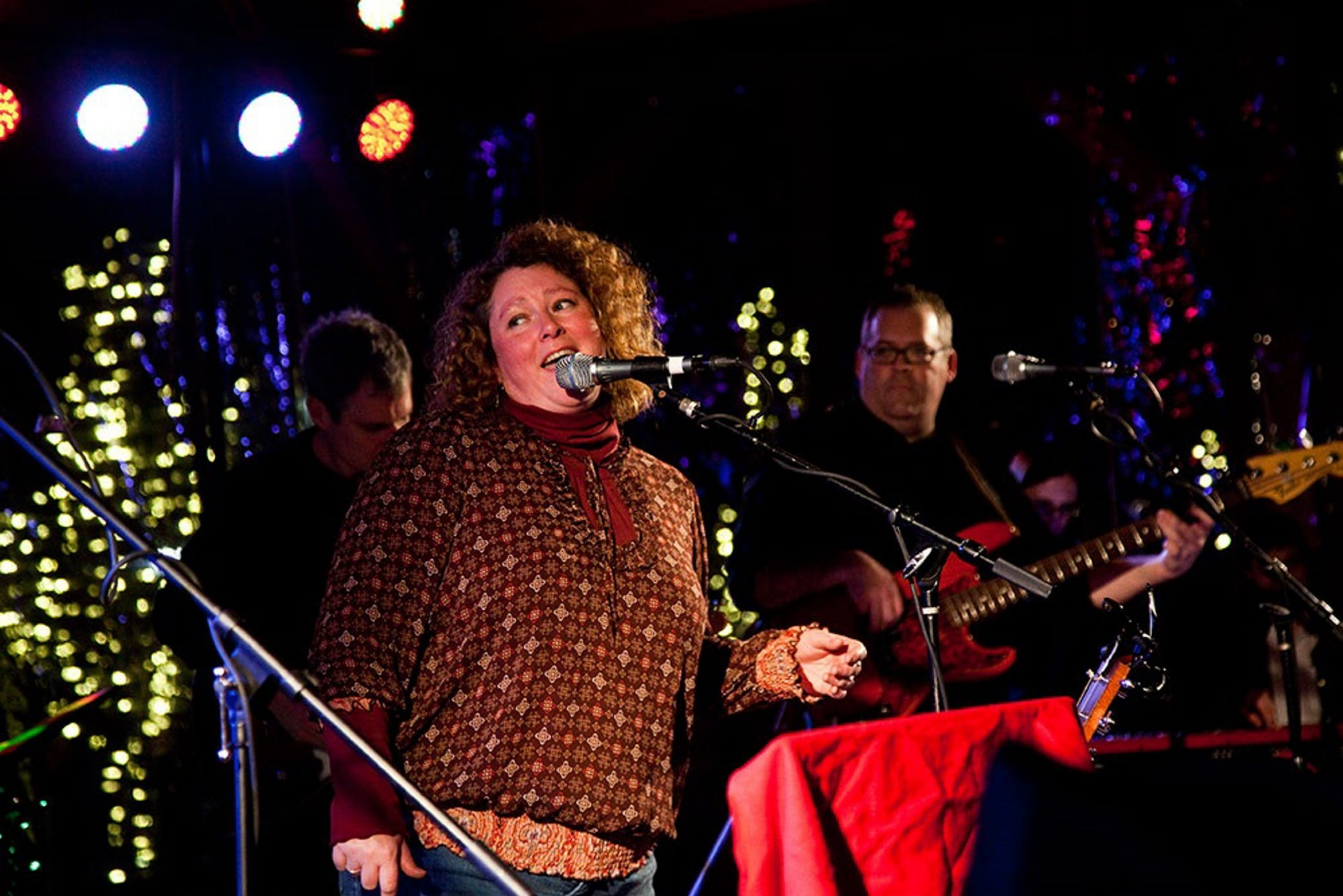Robot Holiday will headline the fourth annual Holiday Live at Larkin on Dec. 4.
