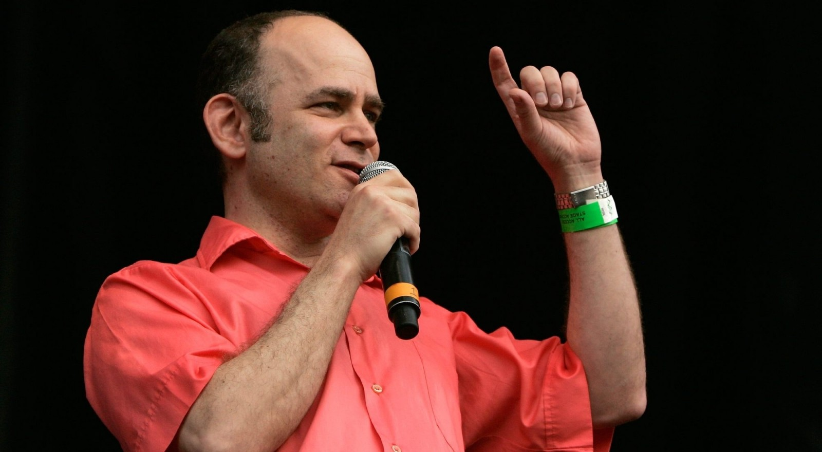 Comedian Todd Barry will perform Dec. 11 at the Tralf. (Getty Images)
