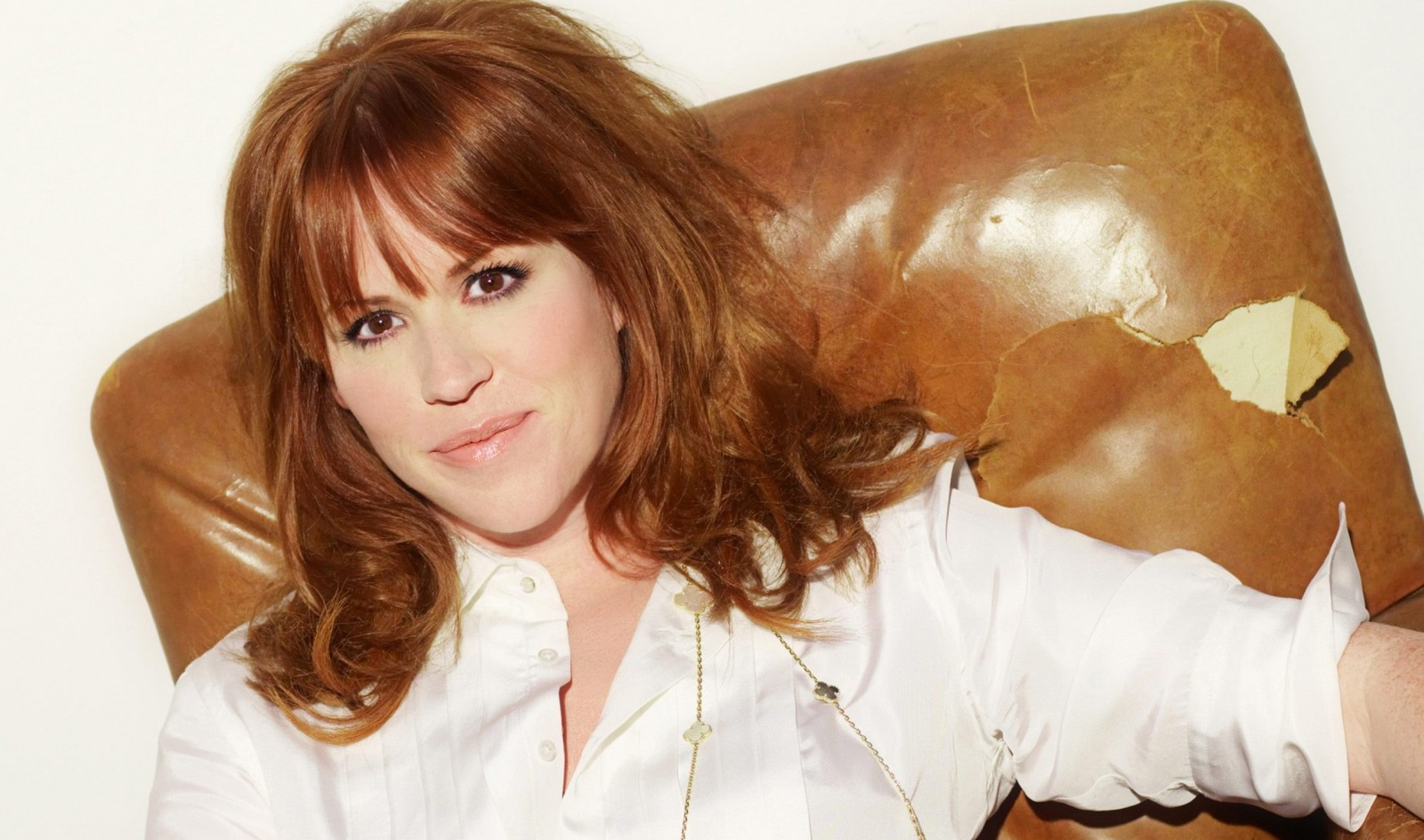 Molly Ringwald revisits 'The Breakfast Club,' at the University at Buffalo Center for the Arts.