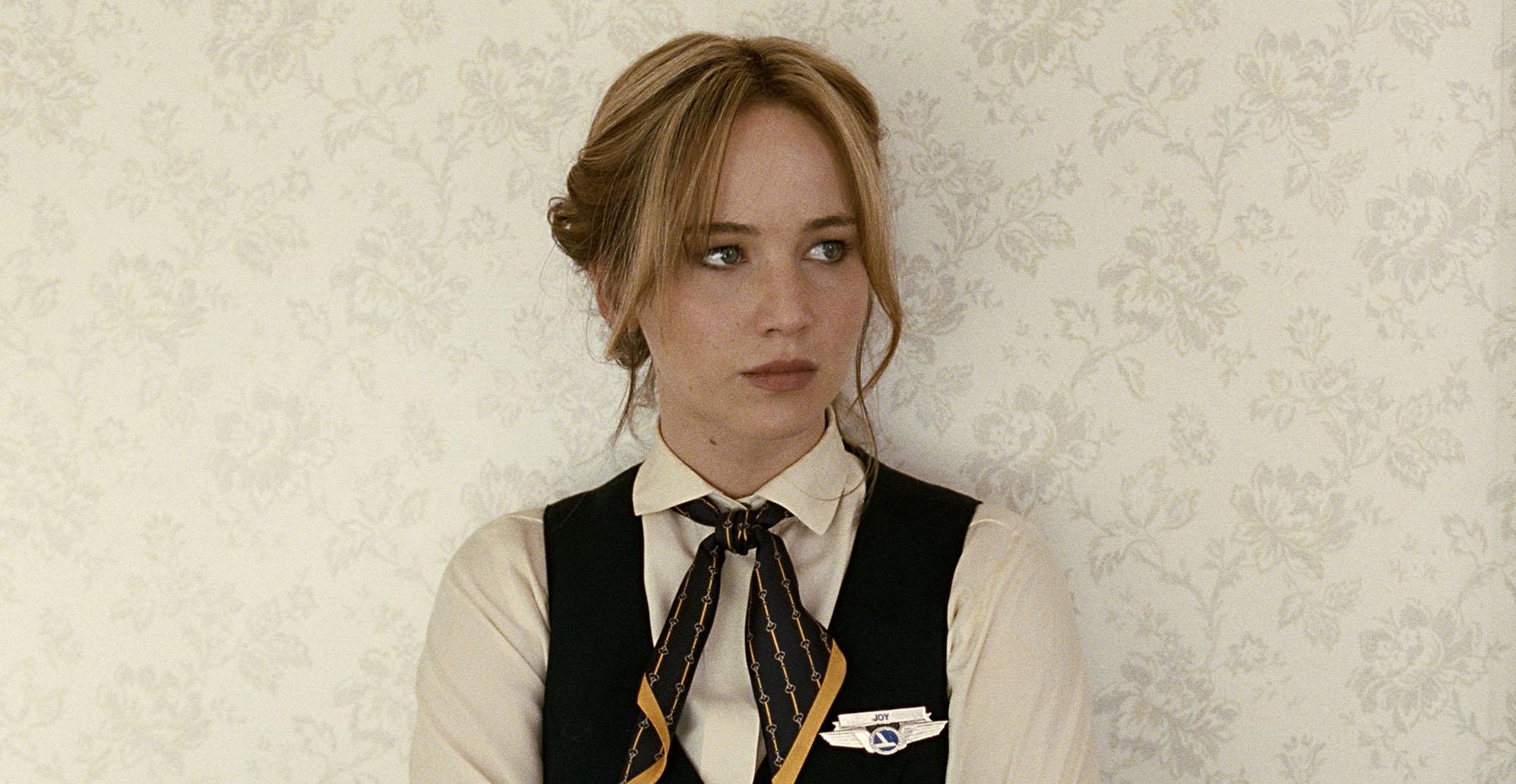 """Jennifer Lawrence stars in """"Joy."""""""