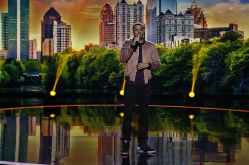 "Clayton English, winner of the 2015 ""Last Comic Standing,"" will be at Helium Comedy Club. (NBC)"