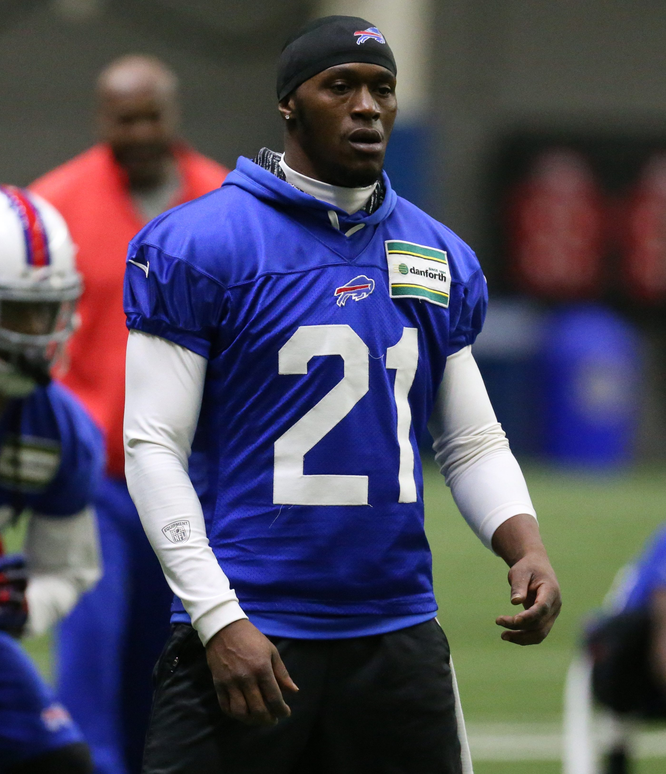 Leodis McKelvin is coming off his best game of the season and looks to help the Bills end the season with a win.