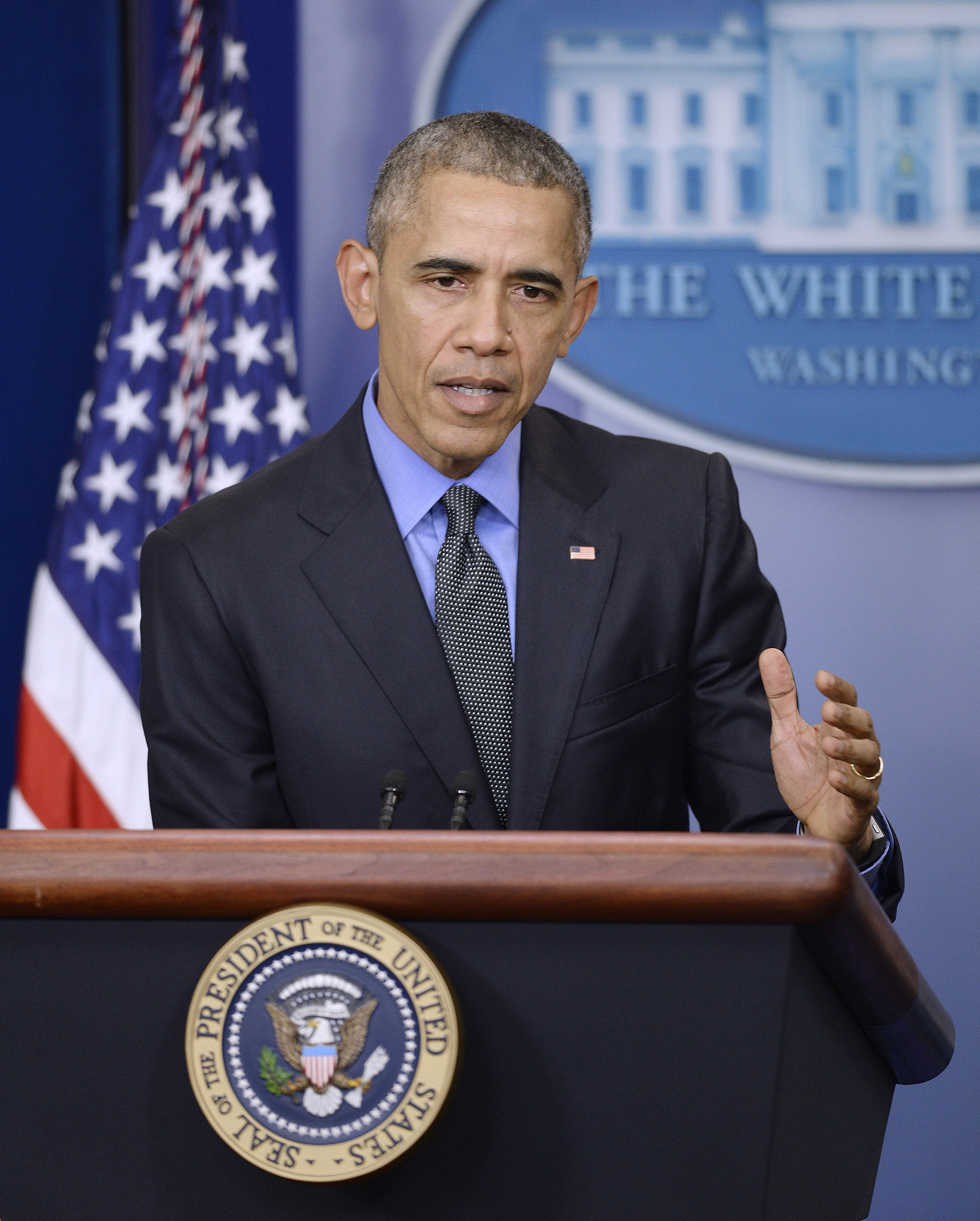 The fight over who will succeed President Obama will dominate the news for much of 2016.