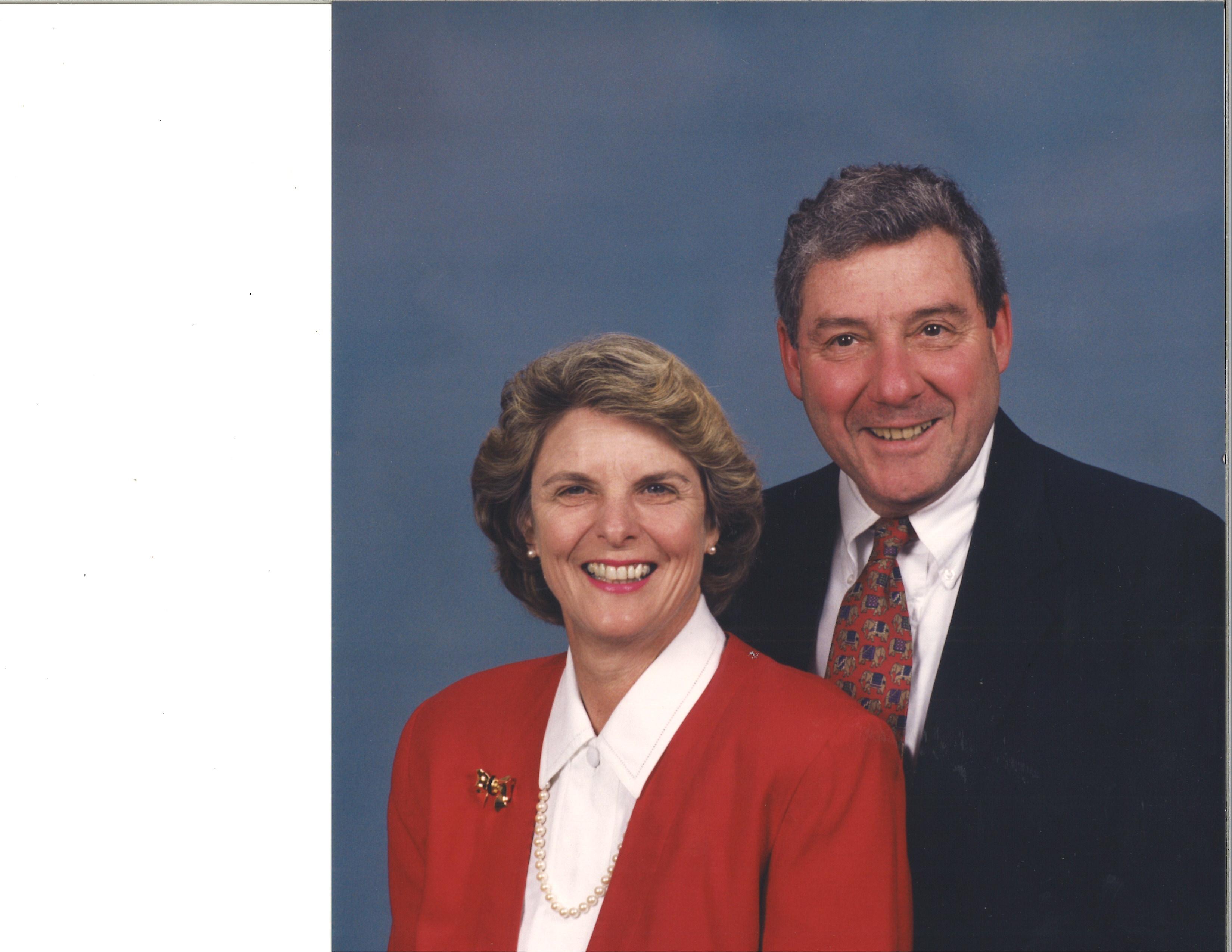 Anne and William Helfrich