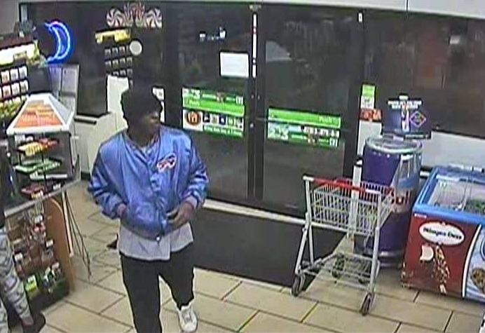 Cheektowaga police want help finding this suspect who they say robbed a 7-Eleven. (Cheektowga police)