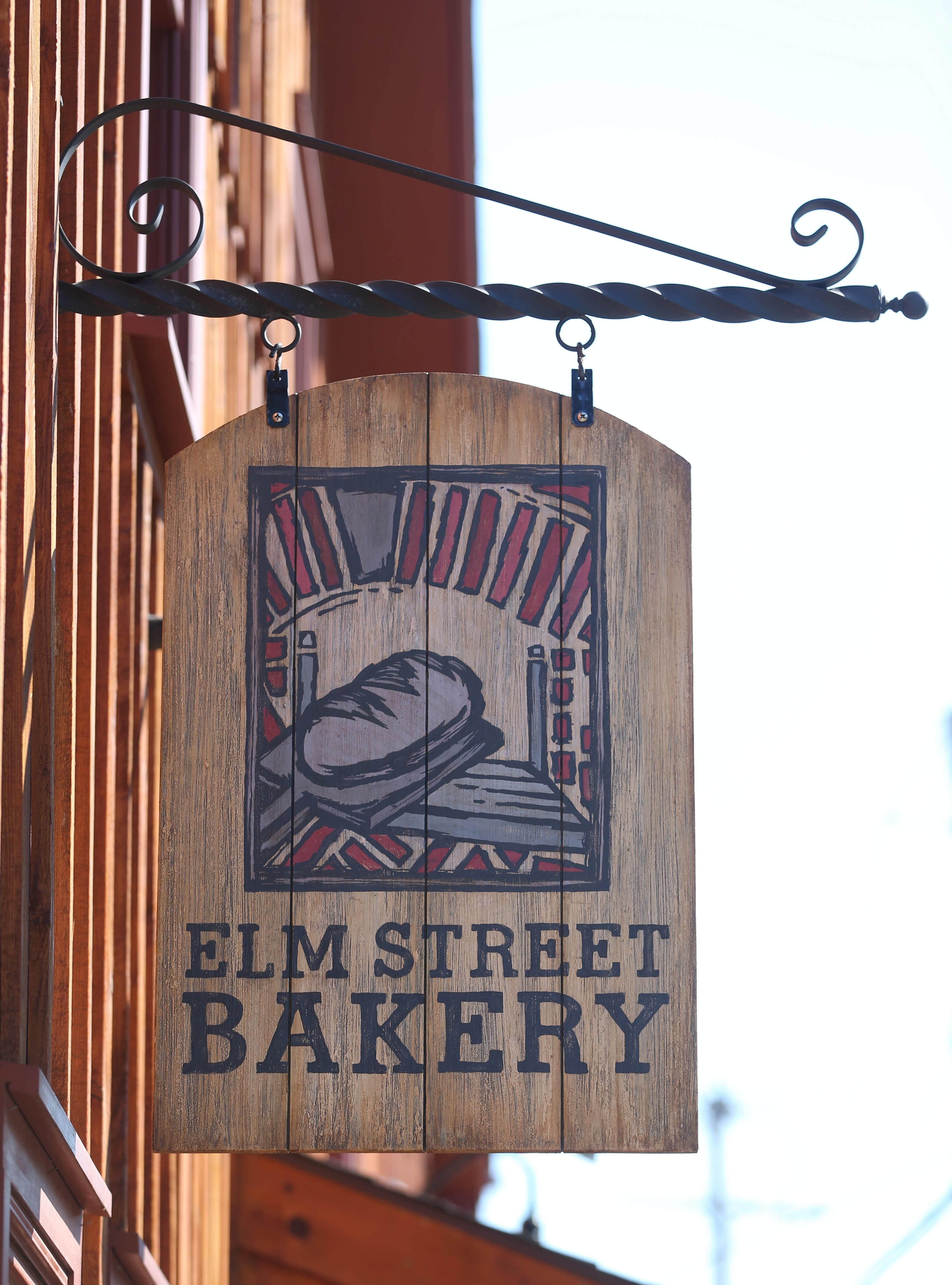 Elm Street Bakery at 72 Elm St. in East Aurora, makes a.  Photo taken, Tuesday, Sept. 15, 2015.  (Sharon Cantillon/Buffalo News)