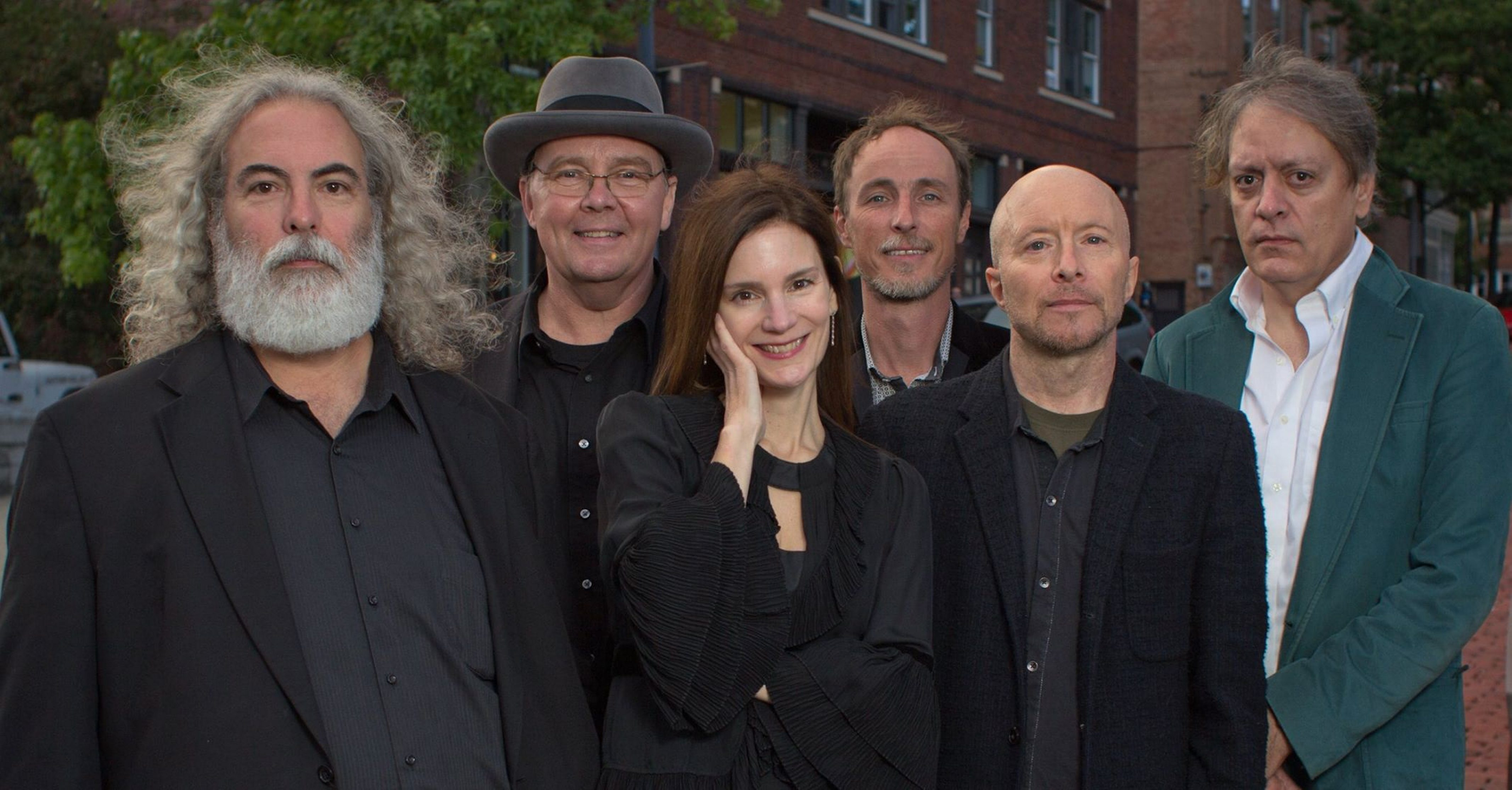 10,000 Maniacs play a special holiday show at the Sportsmen's Tavern on Dec. 18.