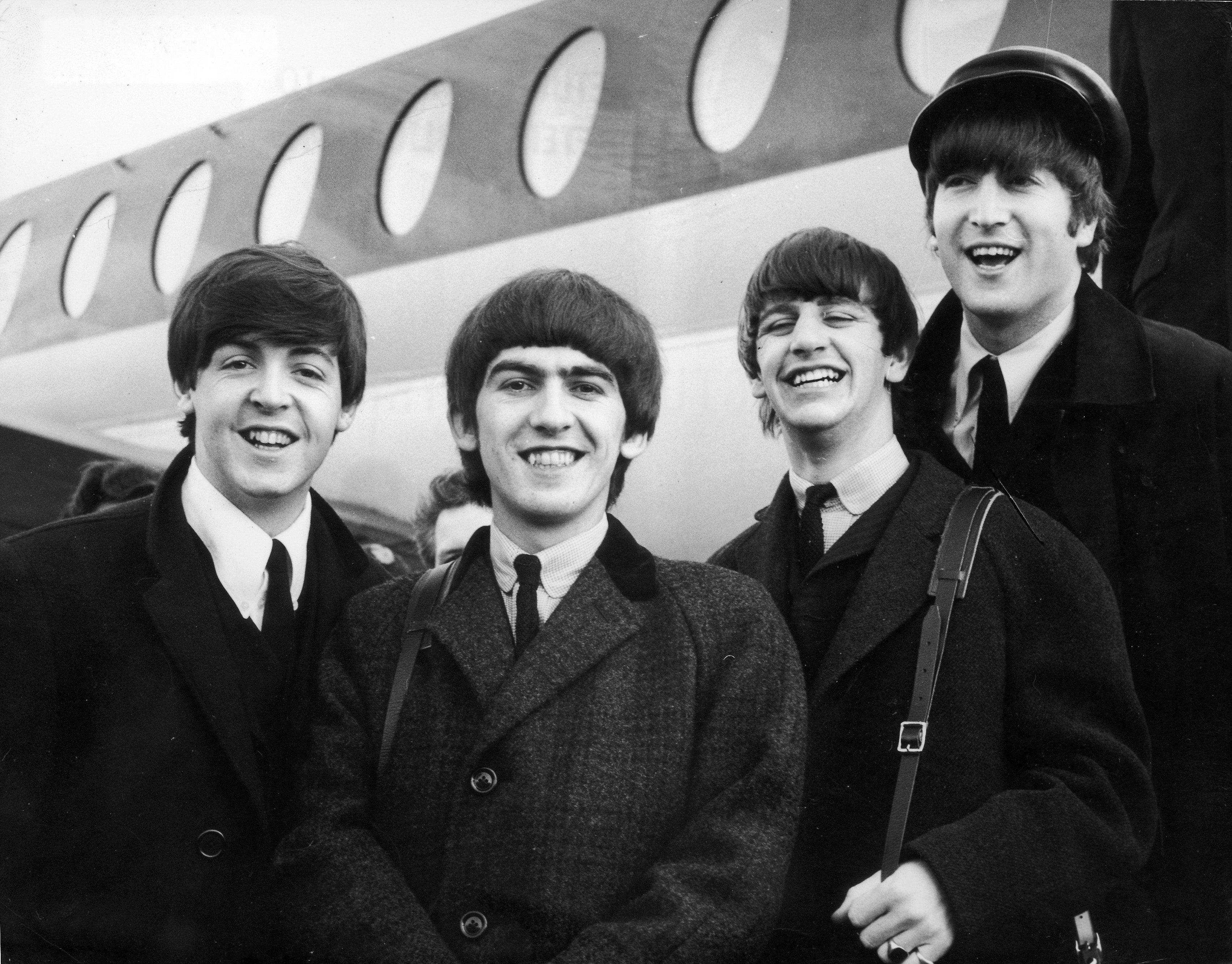 """Local writer Greg Sterlace's funny and informative book about the Fab Four, """"The Beatles: Having Read the Book,"""" is now available in some area stores and online."""