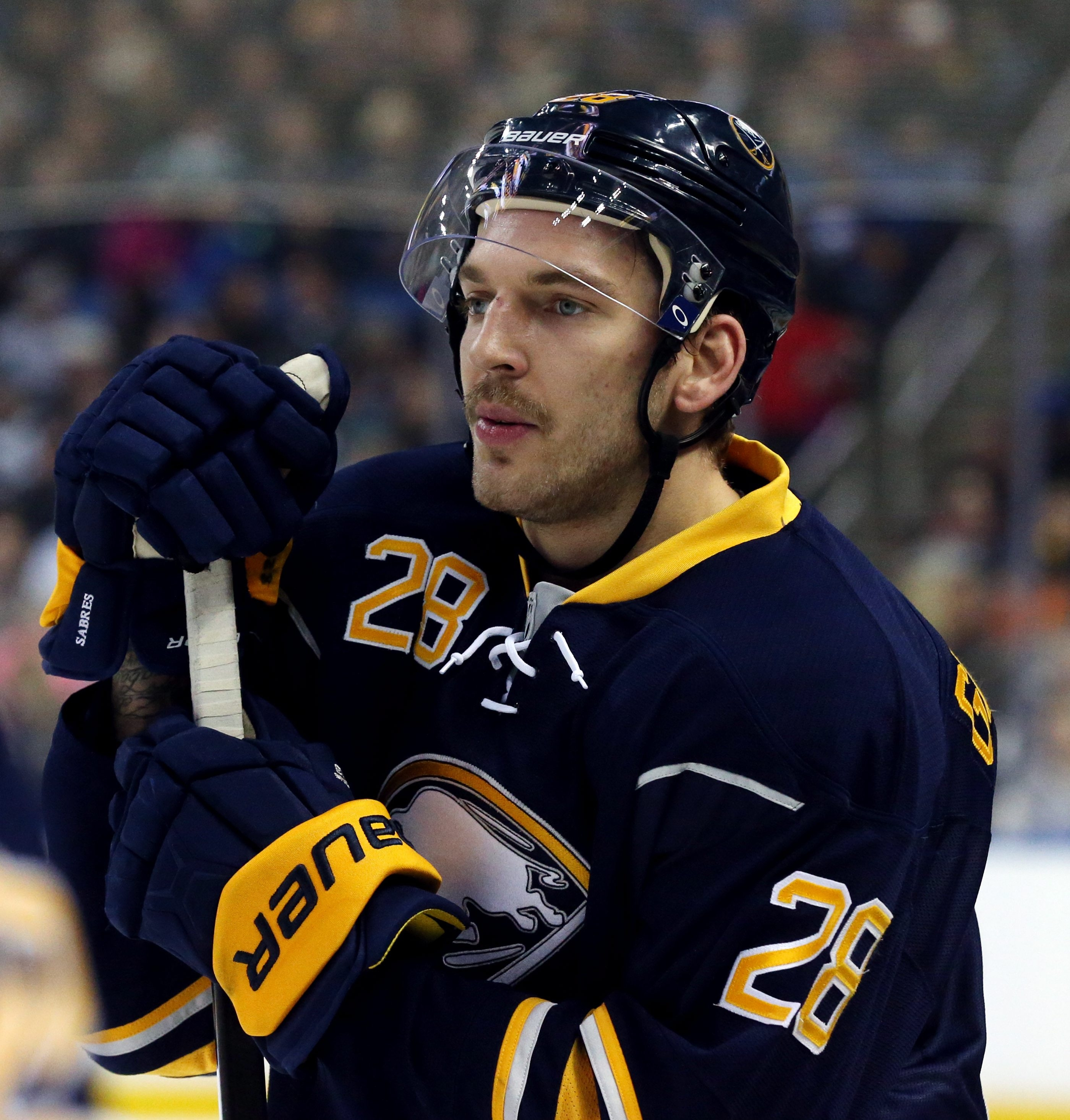 Buffalo Sabres center Zemgus Girgensons doesn't want Latvian fans to vote him into the NHL All -Star Game.