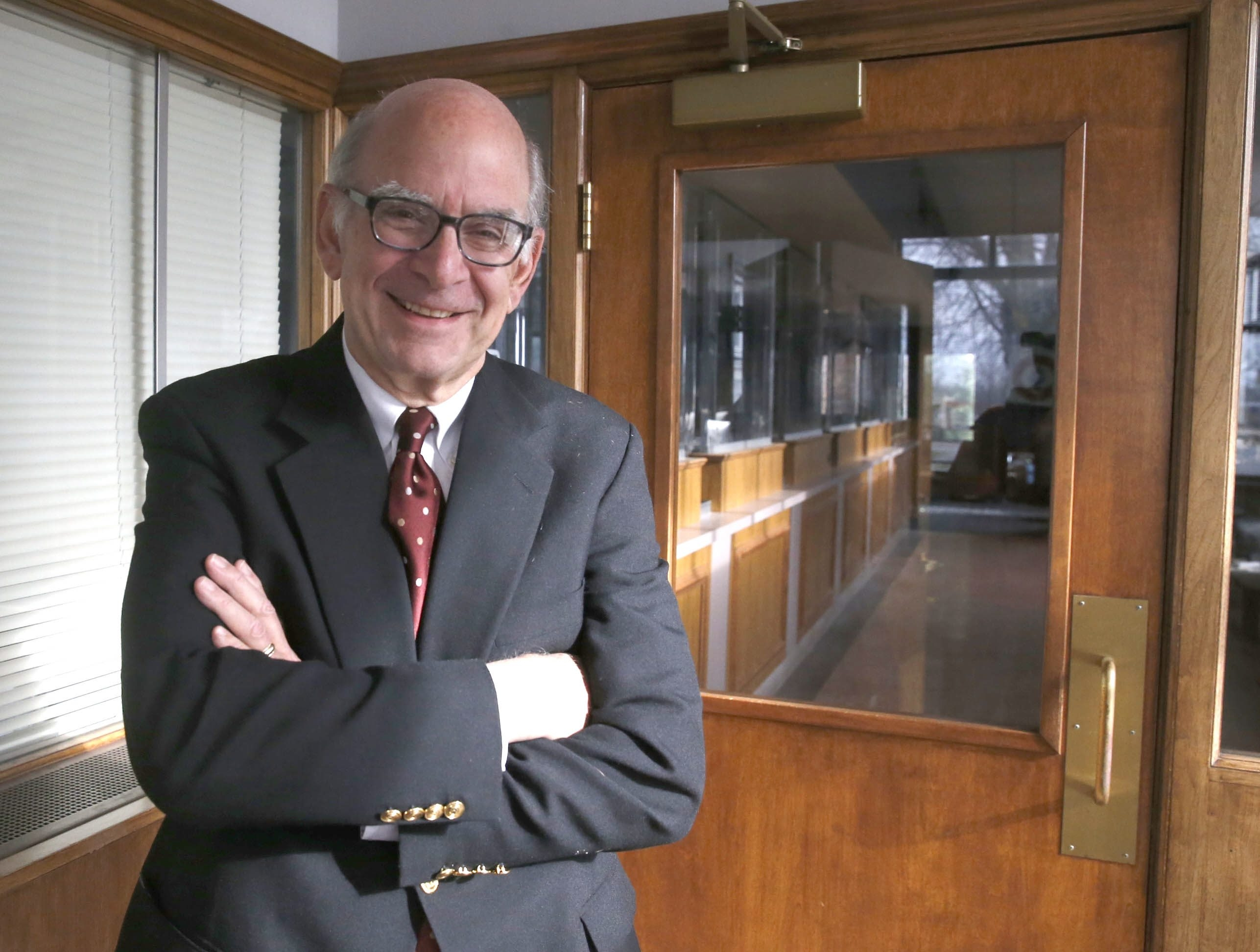 Angelo Fatta, new Medical Campus board chairman, has long been a part of efforts to build a life sciences economy.