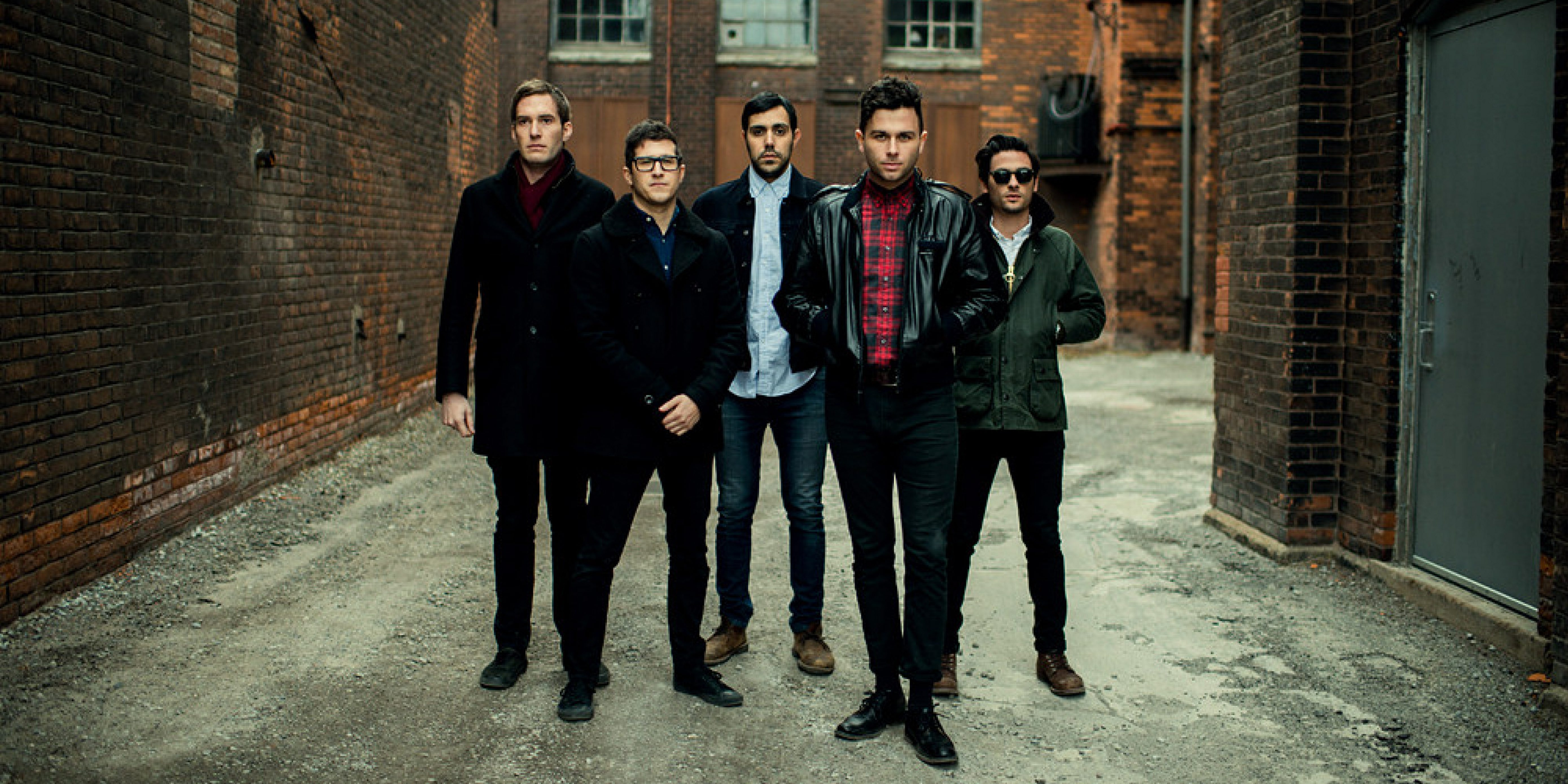 The Arkells play a sold-out show Friday in the Town Ballroom.