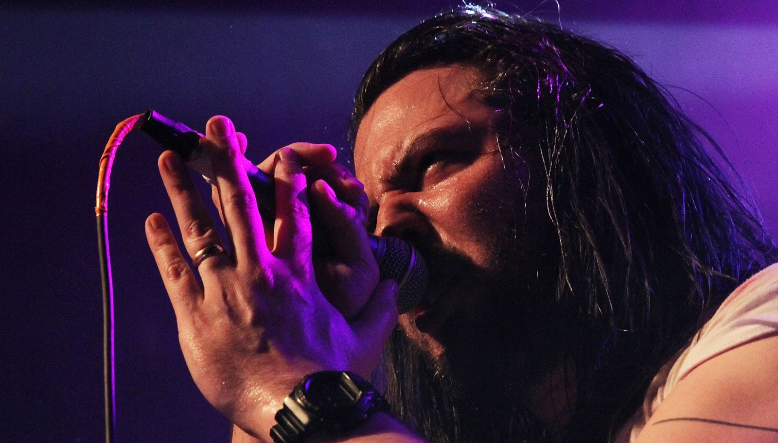 Andrew W.K. returns to Buffalo for a show at Broadway Joe's.  (Getty Images)