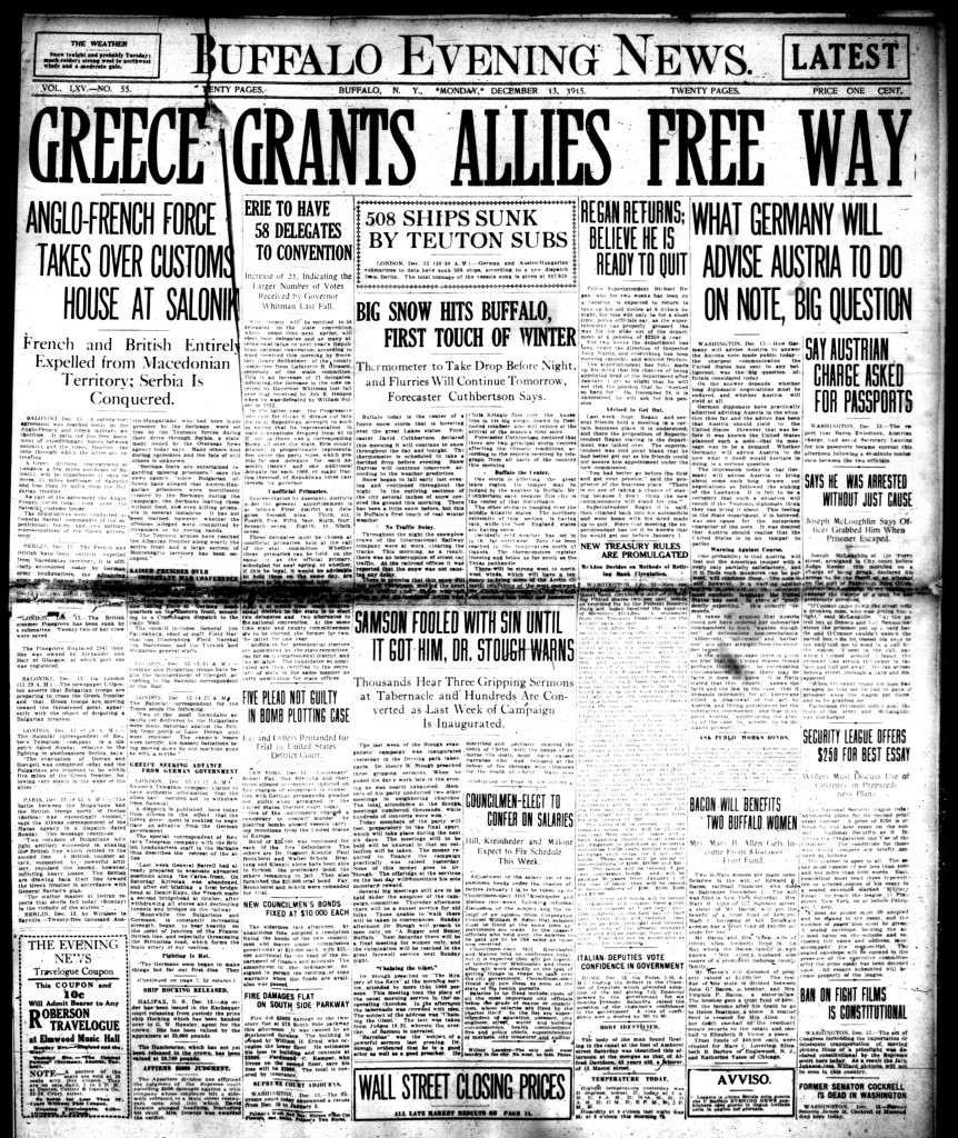 Dec 13 1915