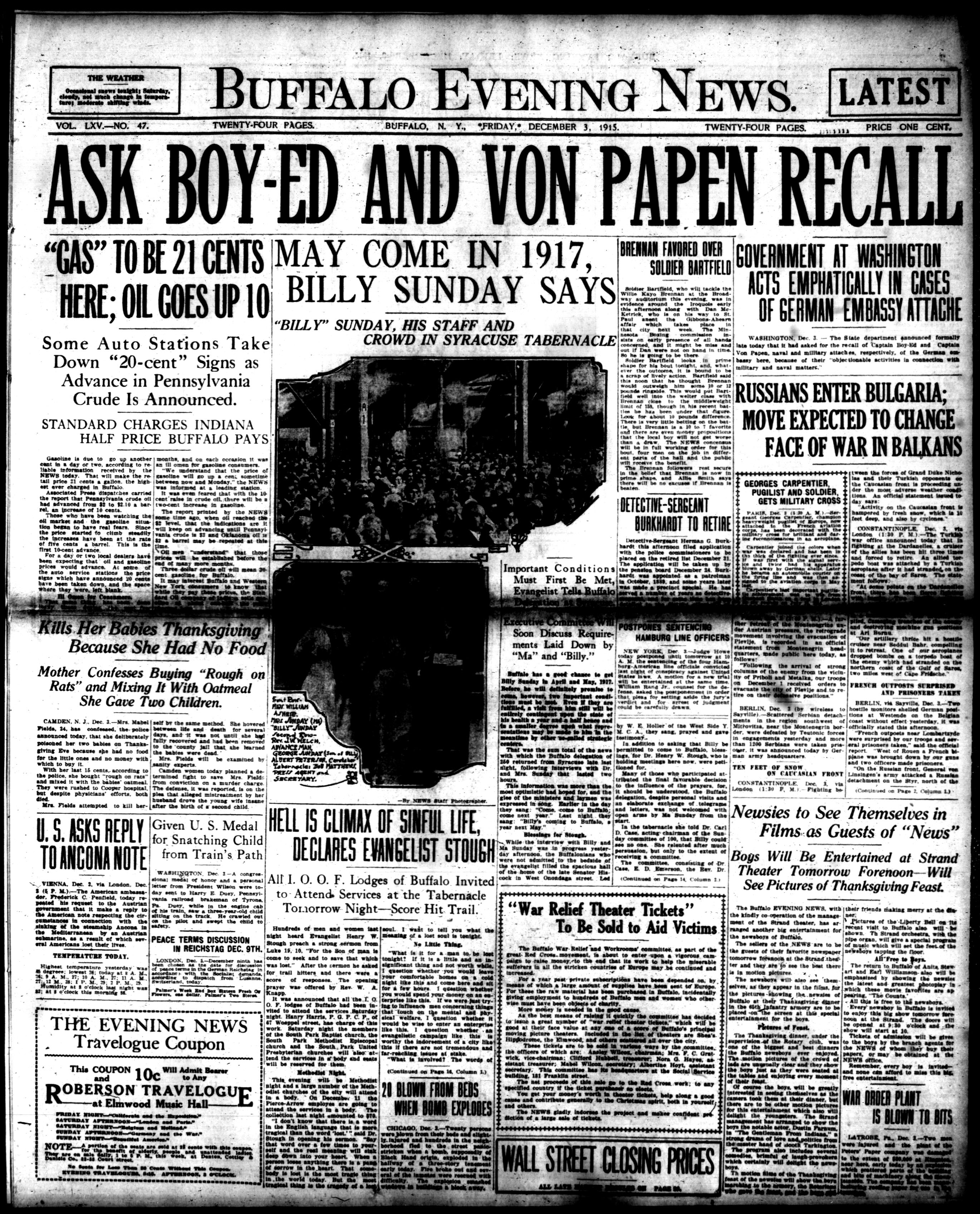 Dec 3 1915