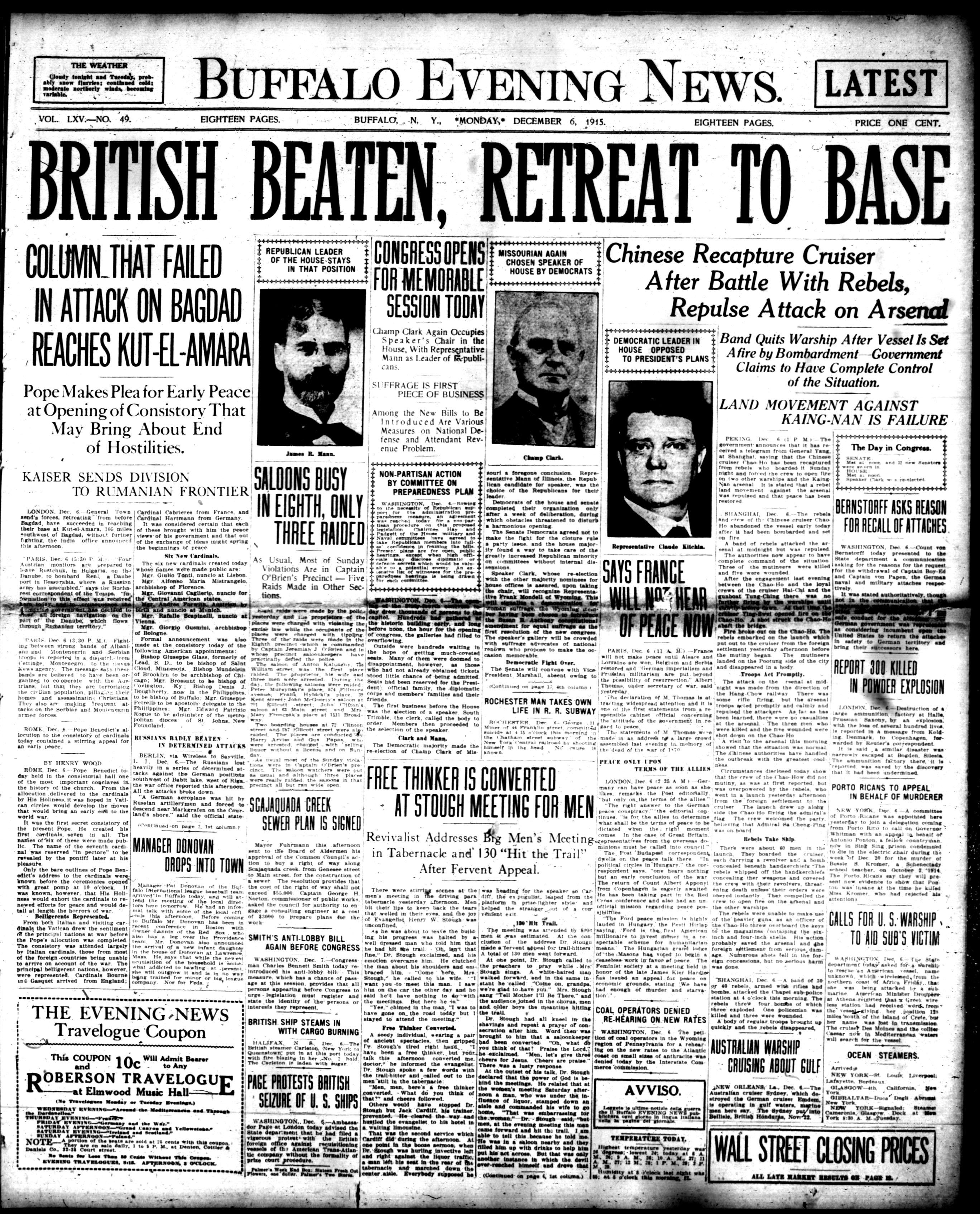 Dec 6 1915
